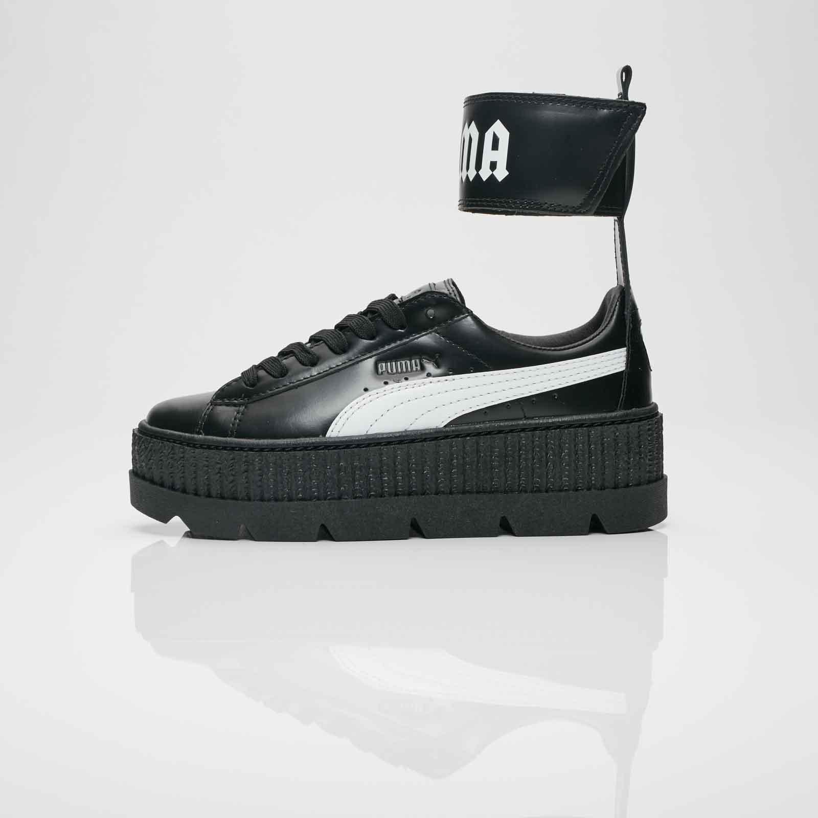 puma ankle strap sneaker