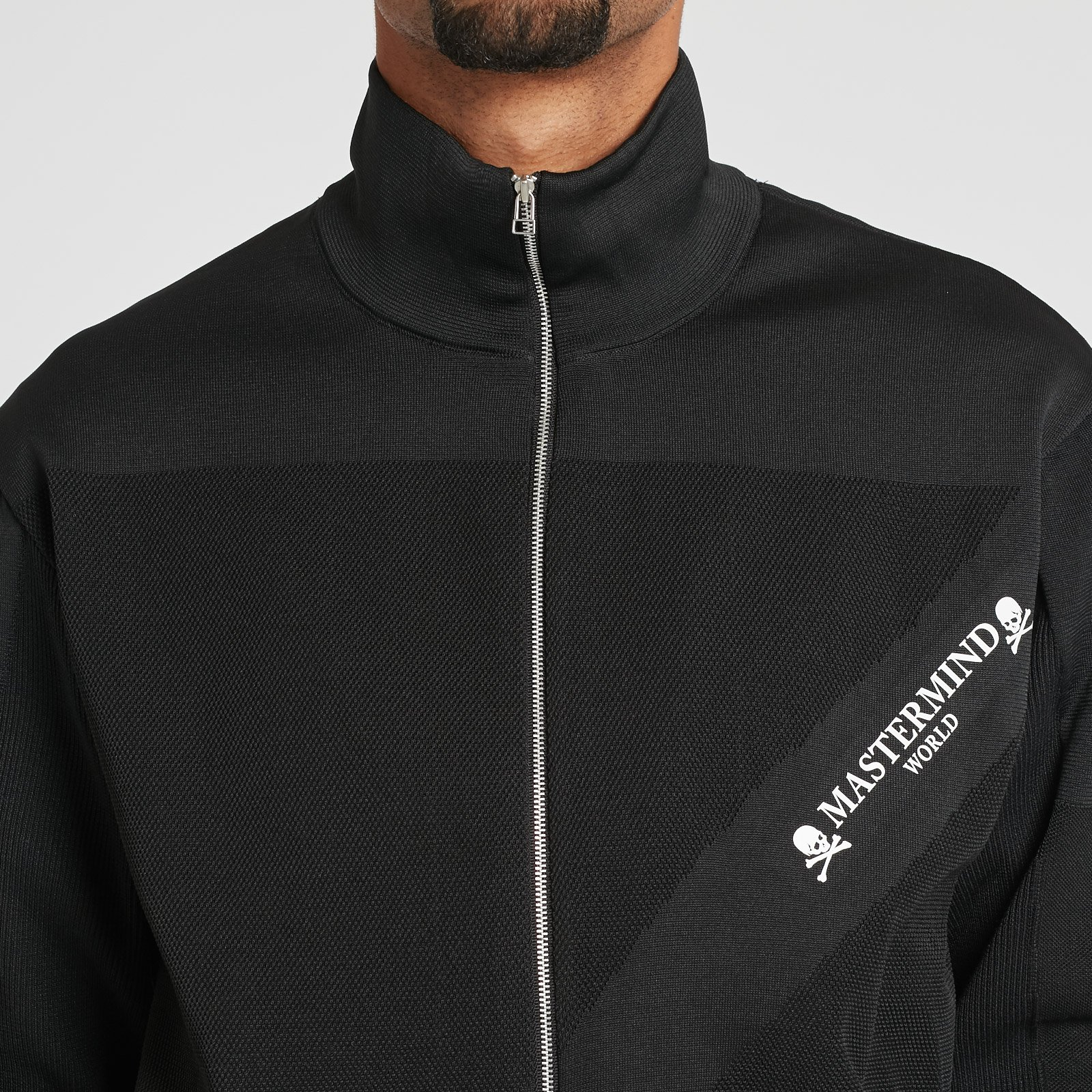 Adidas Track Top By Mastermind World Cg0752 Sneakersnstuff