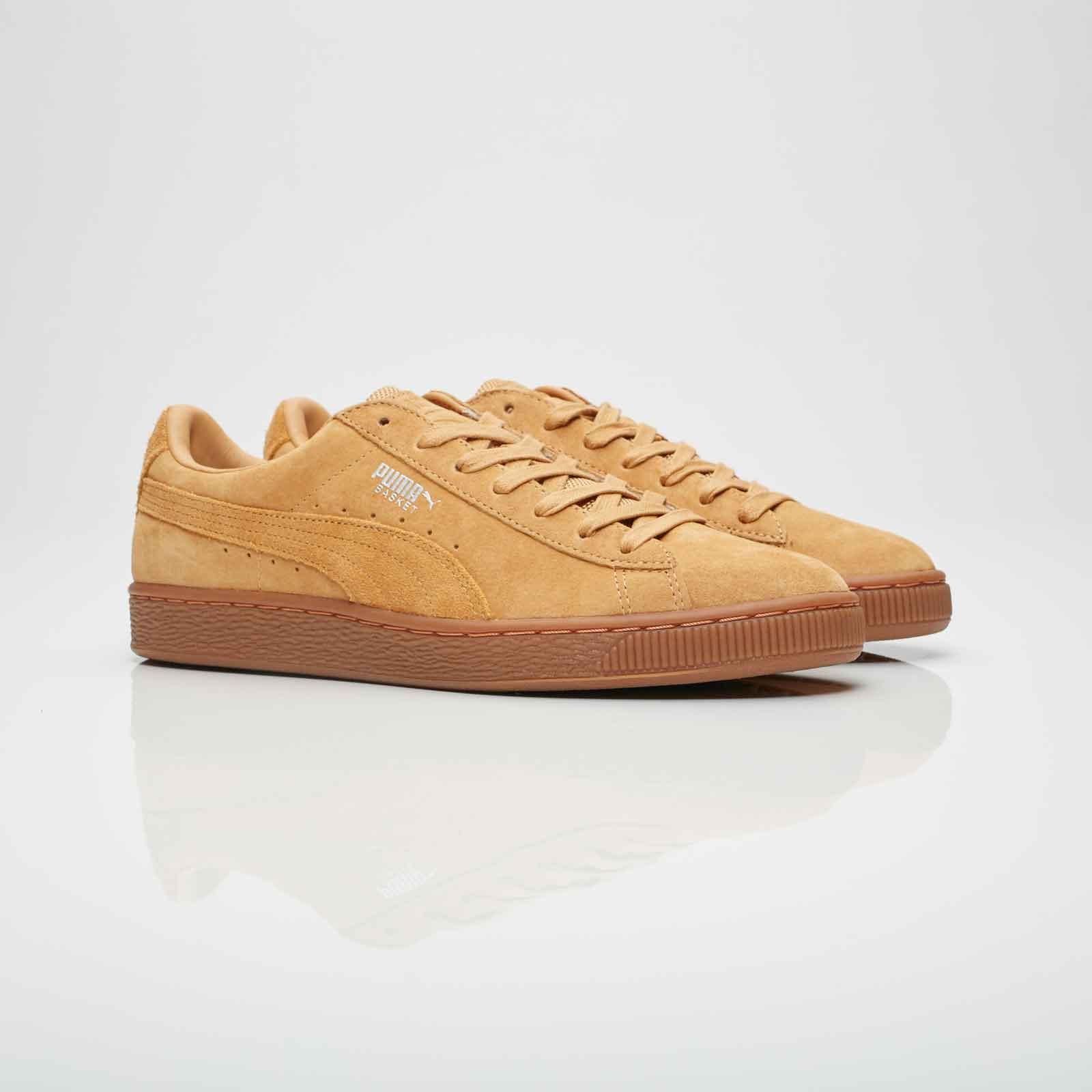 the best attitude a6912 2cfe5 Puma Basket Classic Weatherproof - 363829-02 - Sneakersnstuff ...