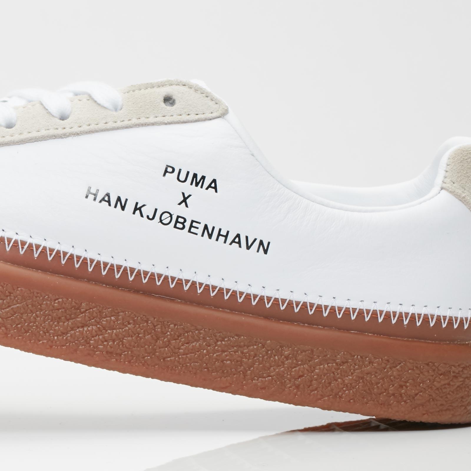 Puma Clyde Stitched x Han Kjøbenhavn - 364474-01 - Sneakersnstuff ... af7de93b8