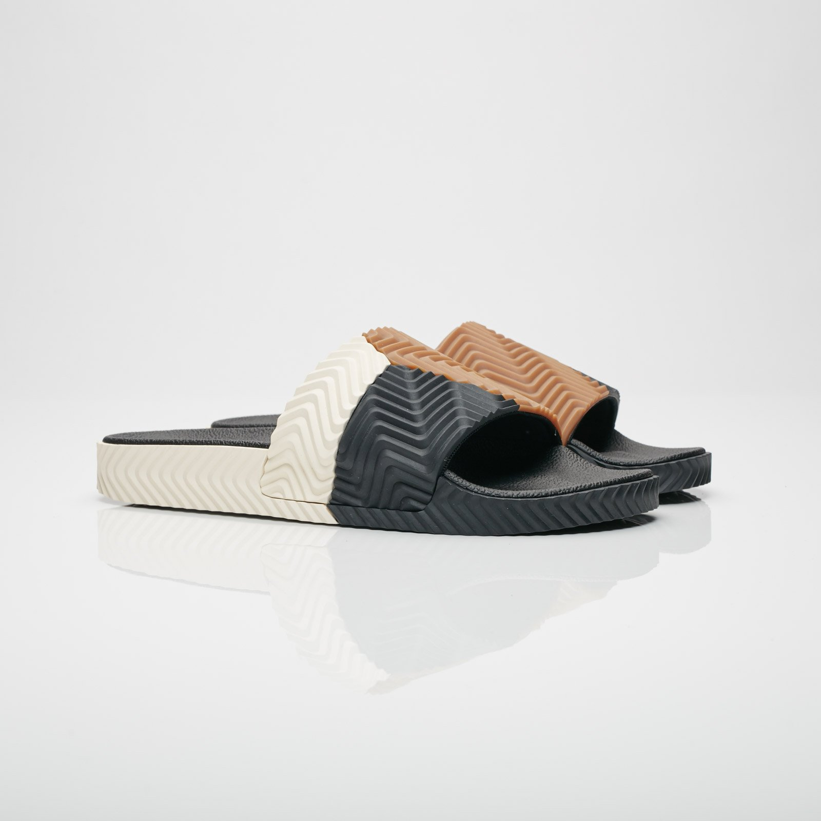 b7a4874e2807 adidas Originals by Alexander Wang Adilette Slides