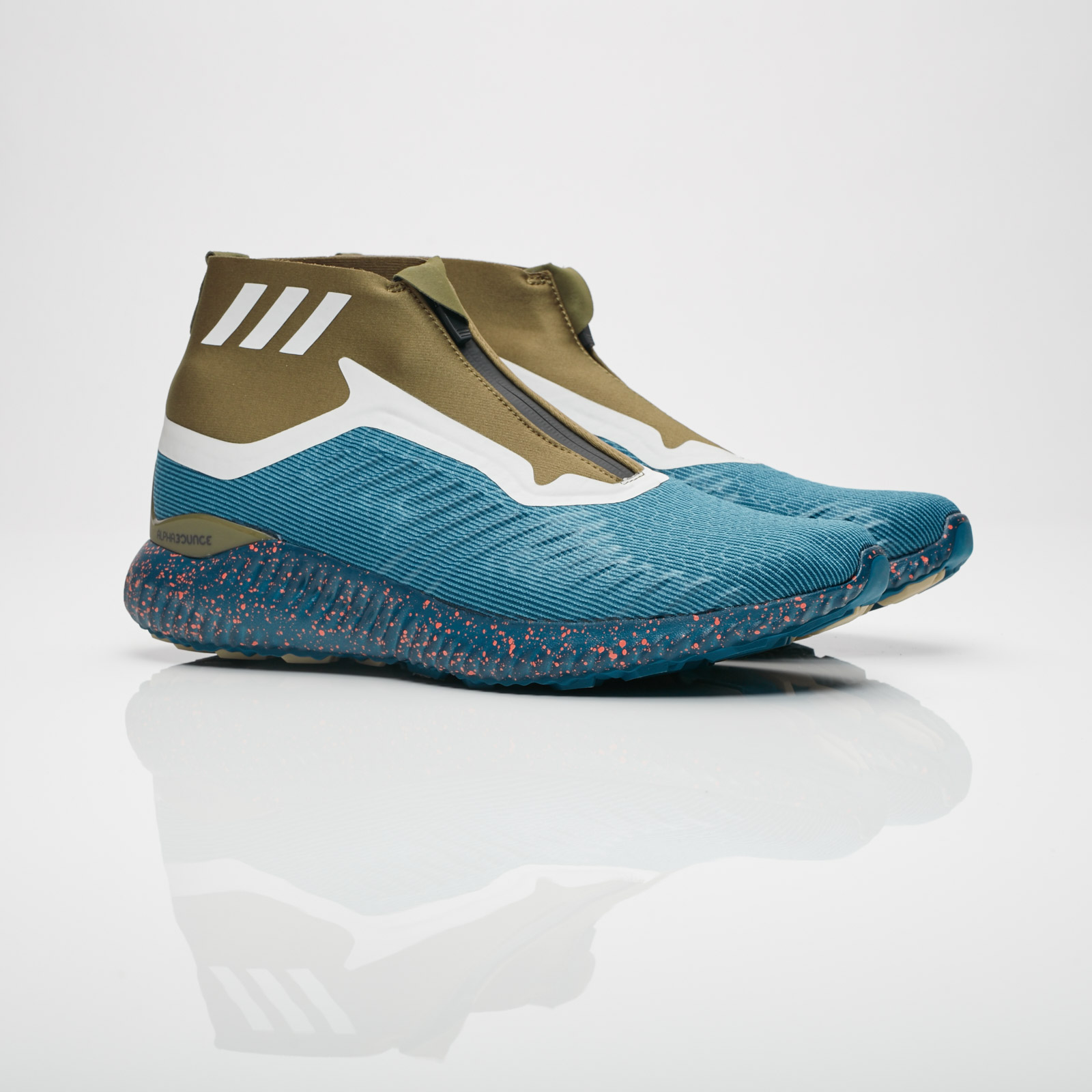 pretty nice 6230c 20a17 adidas Performance Alphabounce Zip M