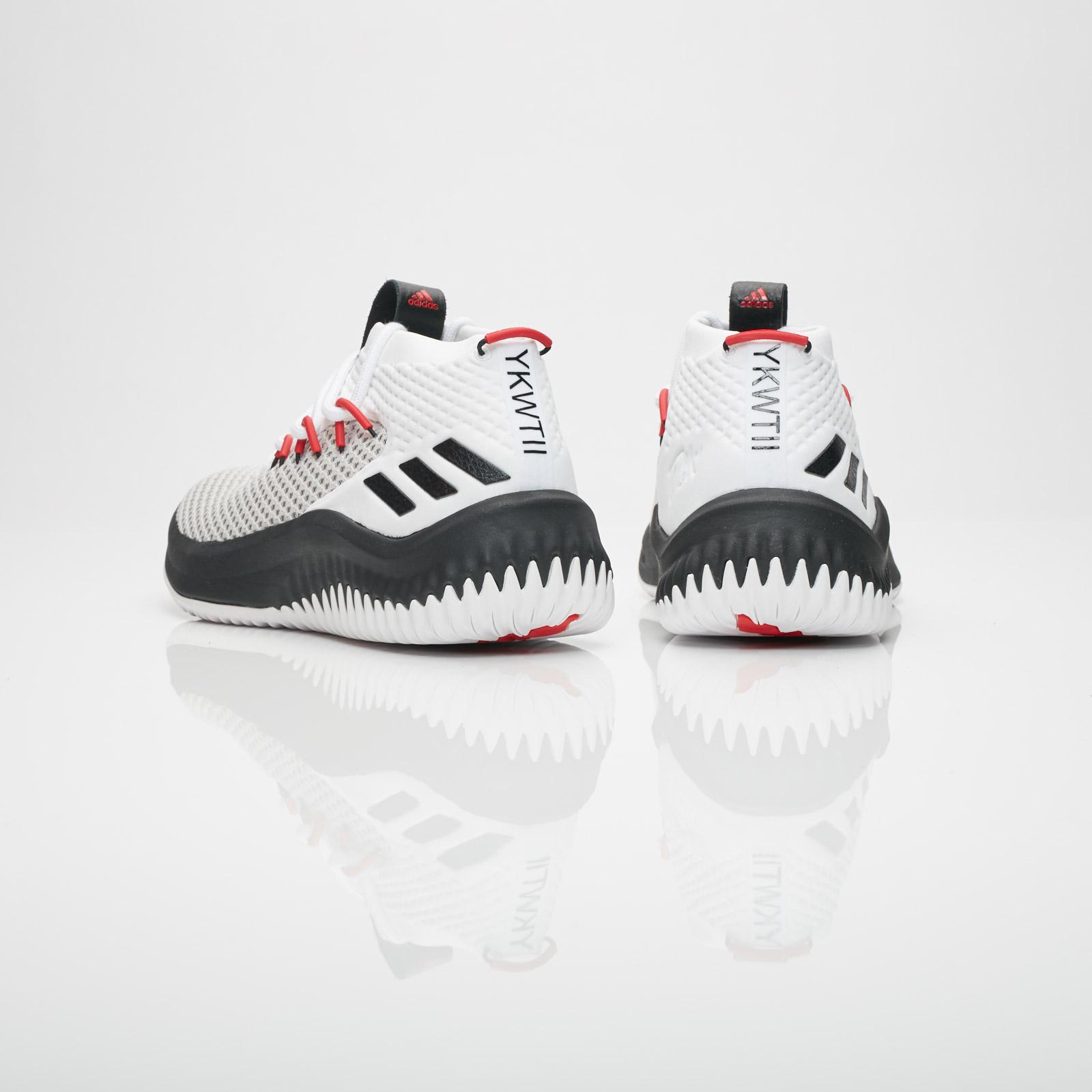adidas Dame 4 By3759 Sneakersnstuff | sneakers