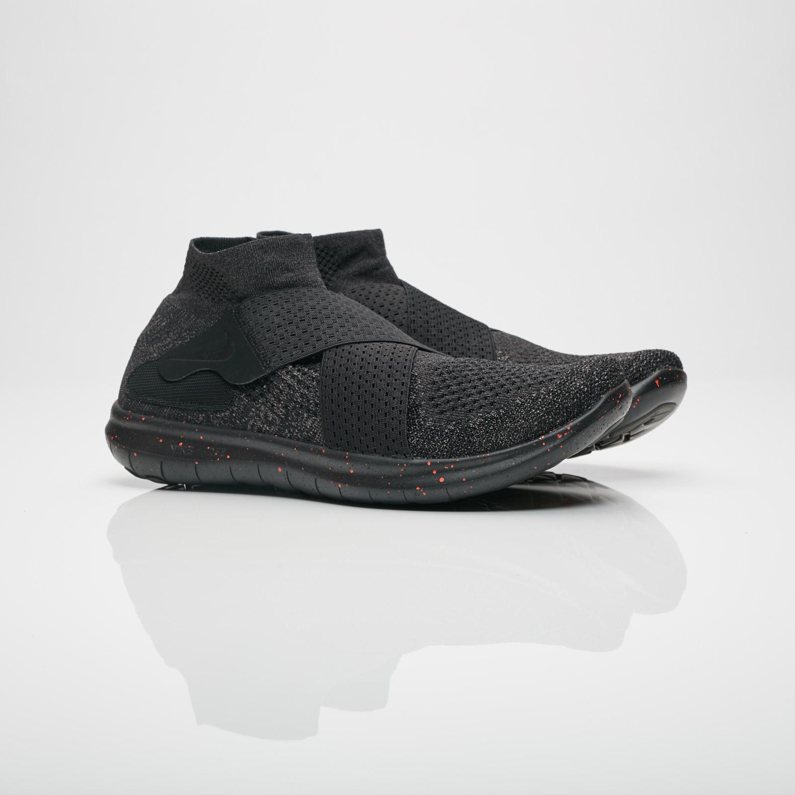 15211ab1bb351 Nike Free RN Motion FK 2017 - 883291-010 - Sneakersnstuff