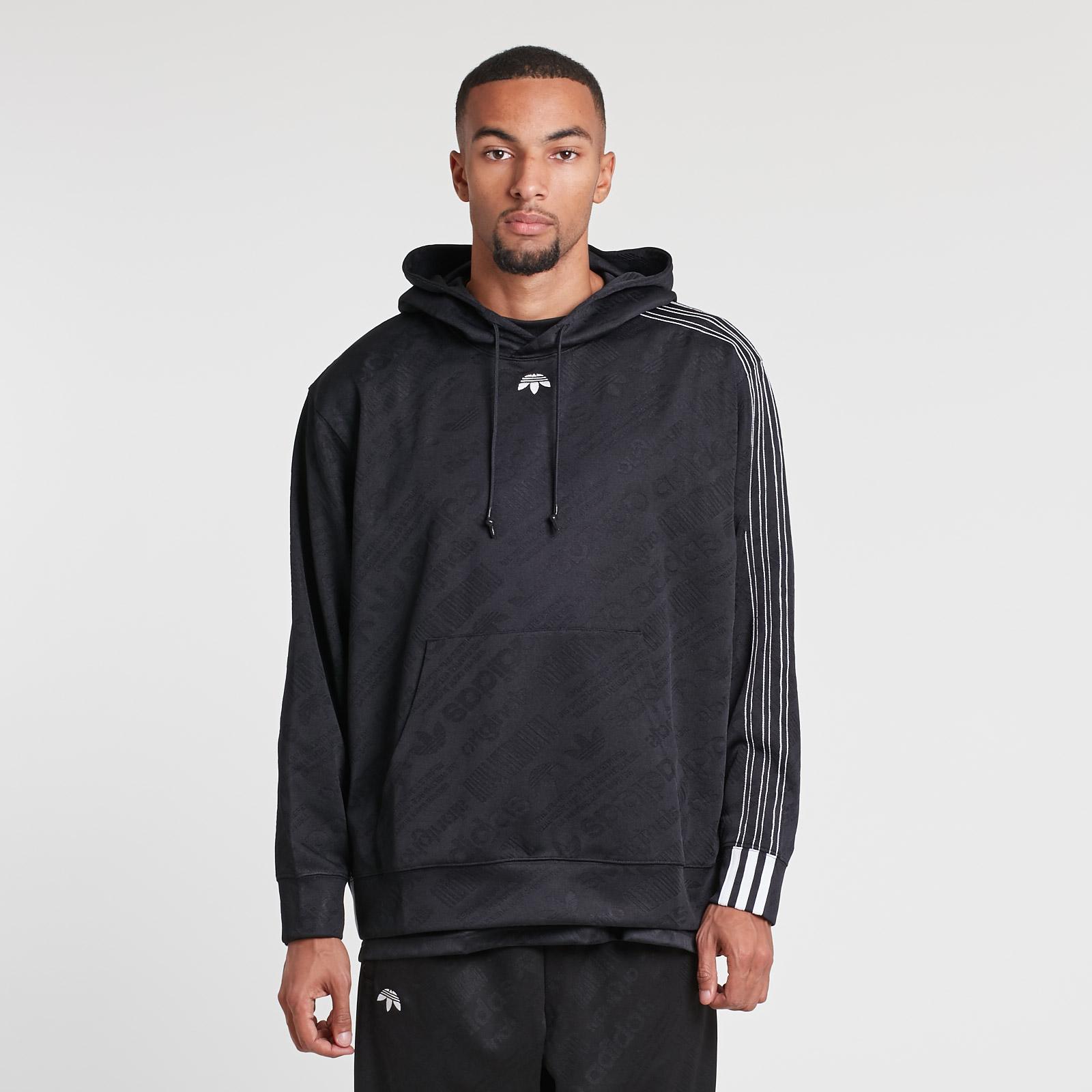 adidas Jacquard Hoodie Cv5267 Sneakersnstuff I Sneakers