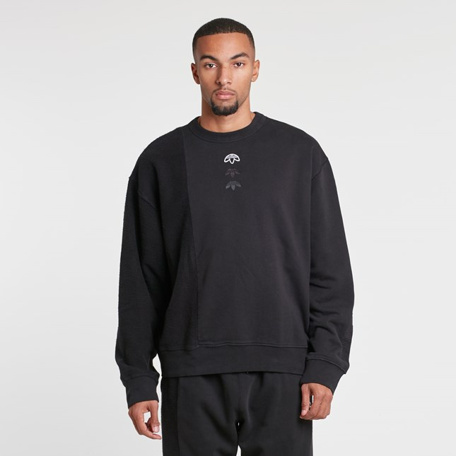 adidas by Alexander Wang Inside-out Crew Sweatshirt