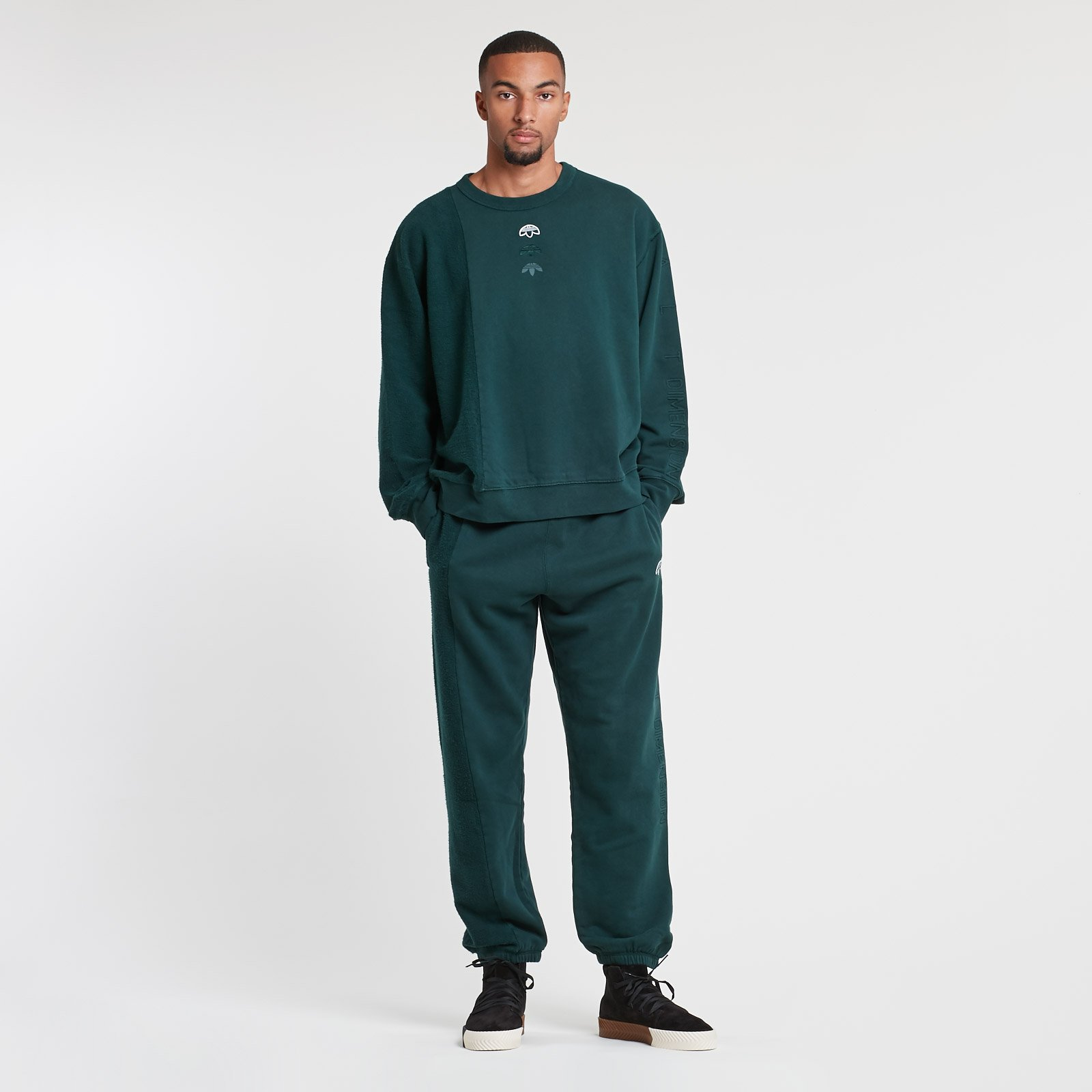 ... adidas Originals by Alexander Wang Inside-out Joggers ... 4091f6f57