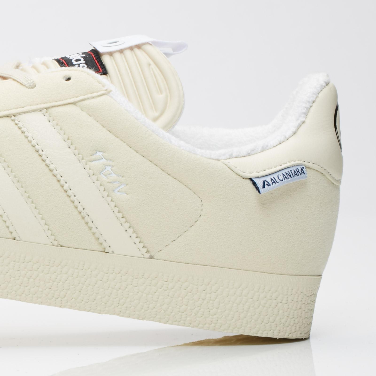 pretty nice 95b04 2ef60 ... adidas Consortium Gazelle  SLAMJAM X UASONS