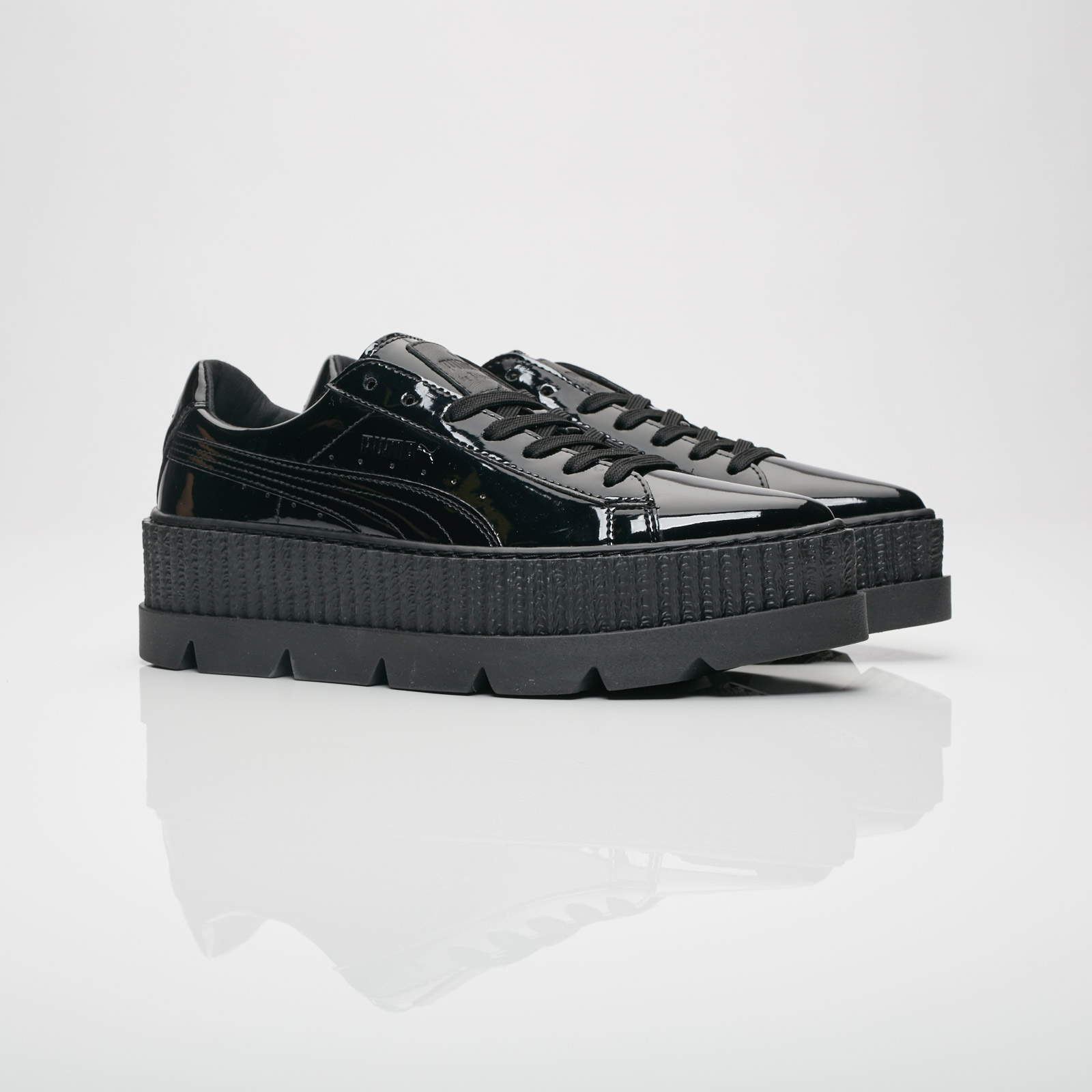 695babd56c4a9c Puma Pointy Creeper Patent Wns - 366270-01 - Sneakersnstuff ...
