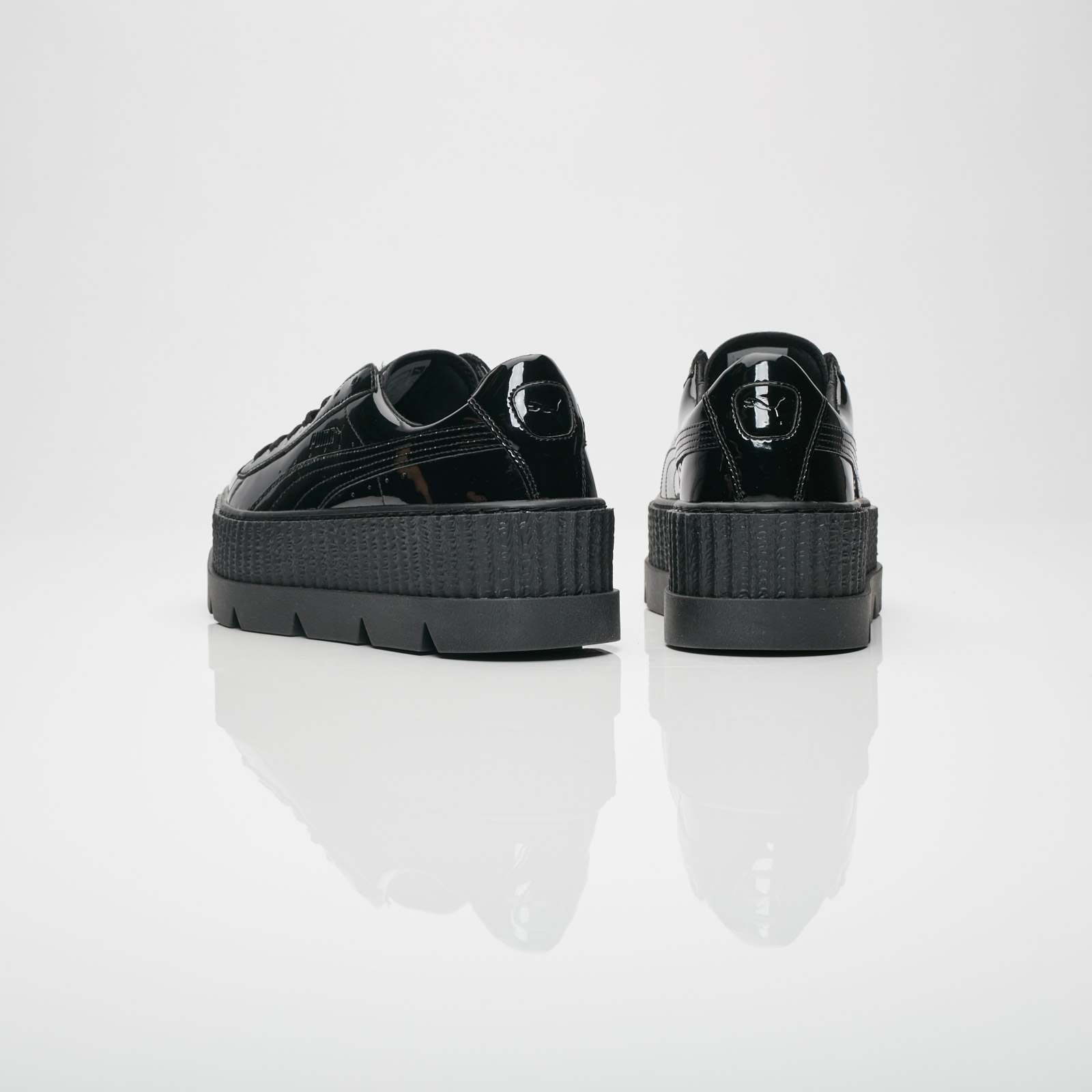 super popular 82eae 5f97b Puma Pointy Creeper Patent Wns - 366270-01 - Sneakersnstuff ...