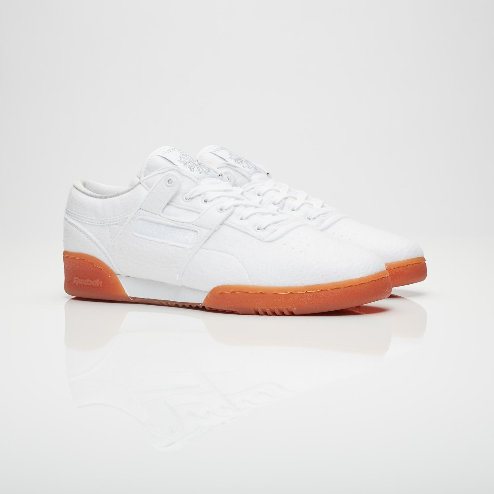 Reebok Workout Lo Clean x Solebox Bs7684 Sneakersnstuff