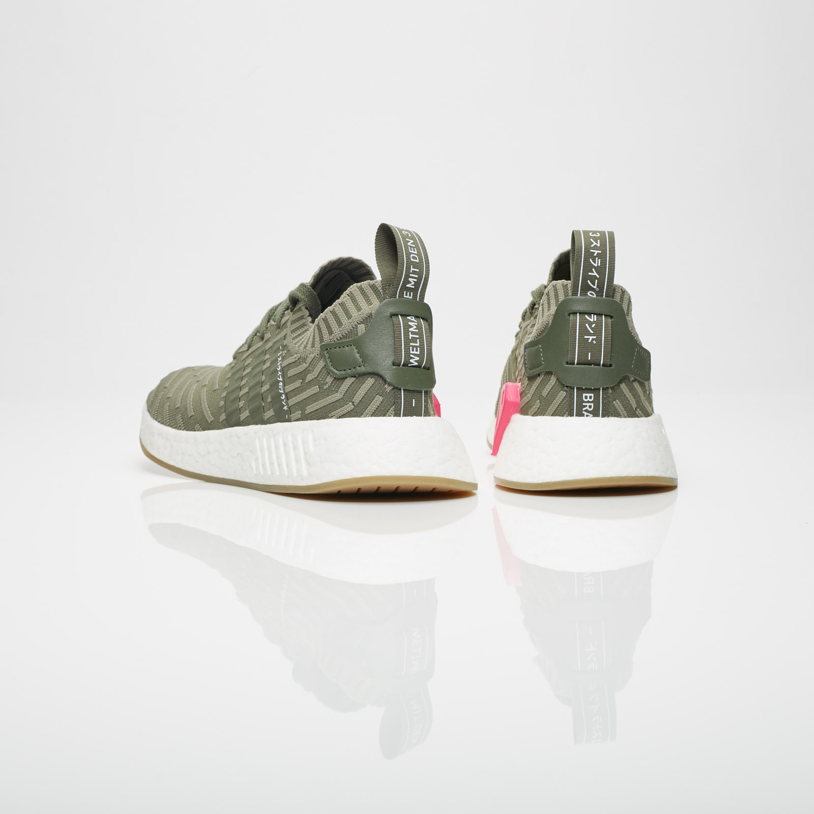 buy popular 6fbe6 577d6 adidas NMD R2 PK W - By9953 - Sneakersnstuff | sneakers ...