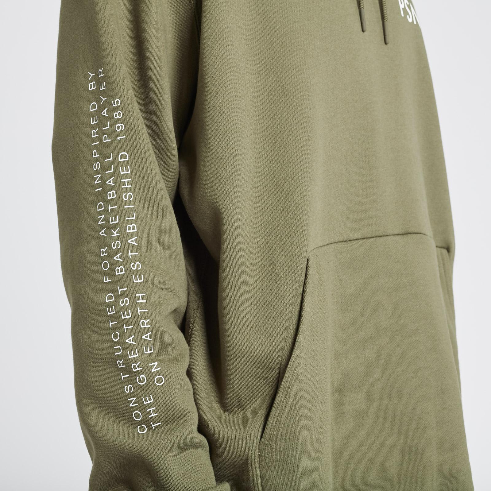 2b0523875bf99e Jordan Brand Pullover Hoodie x PSNY - Aa8889-222 - Sneakersnstuff ...