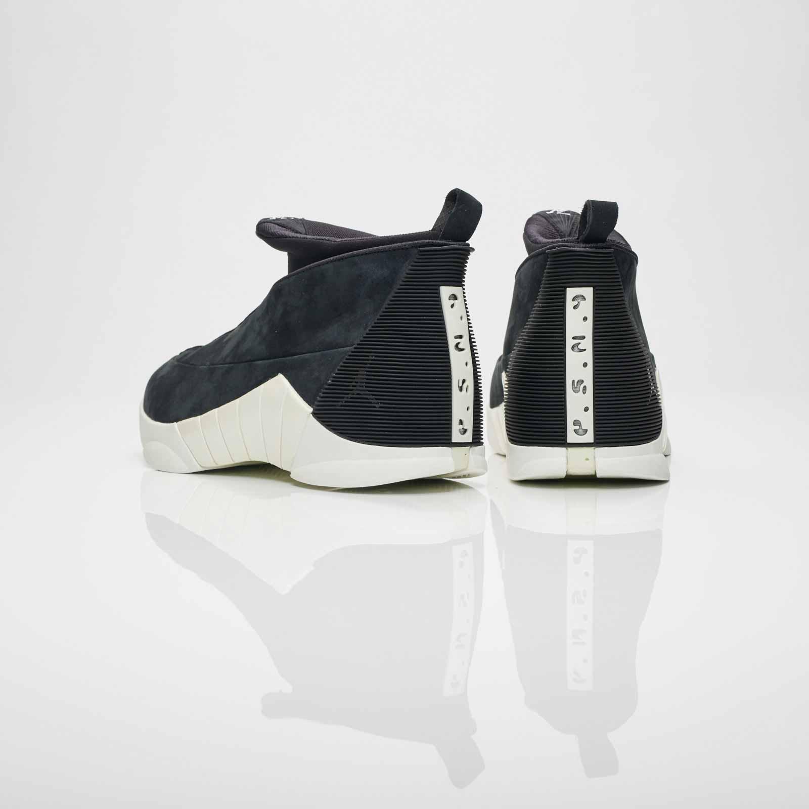 50f71b2e1de403 Jordan Brand Air Jordan 15 Retro x PSNY - 921194-011 - Sneakersnstuff