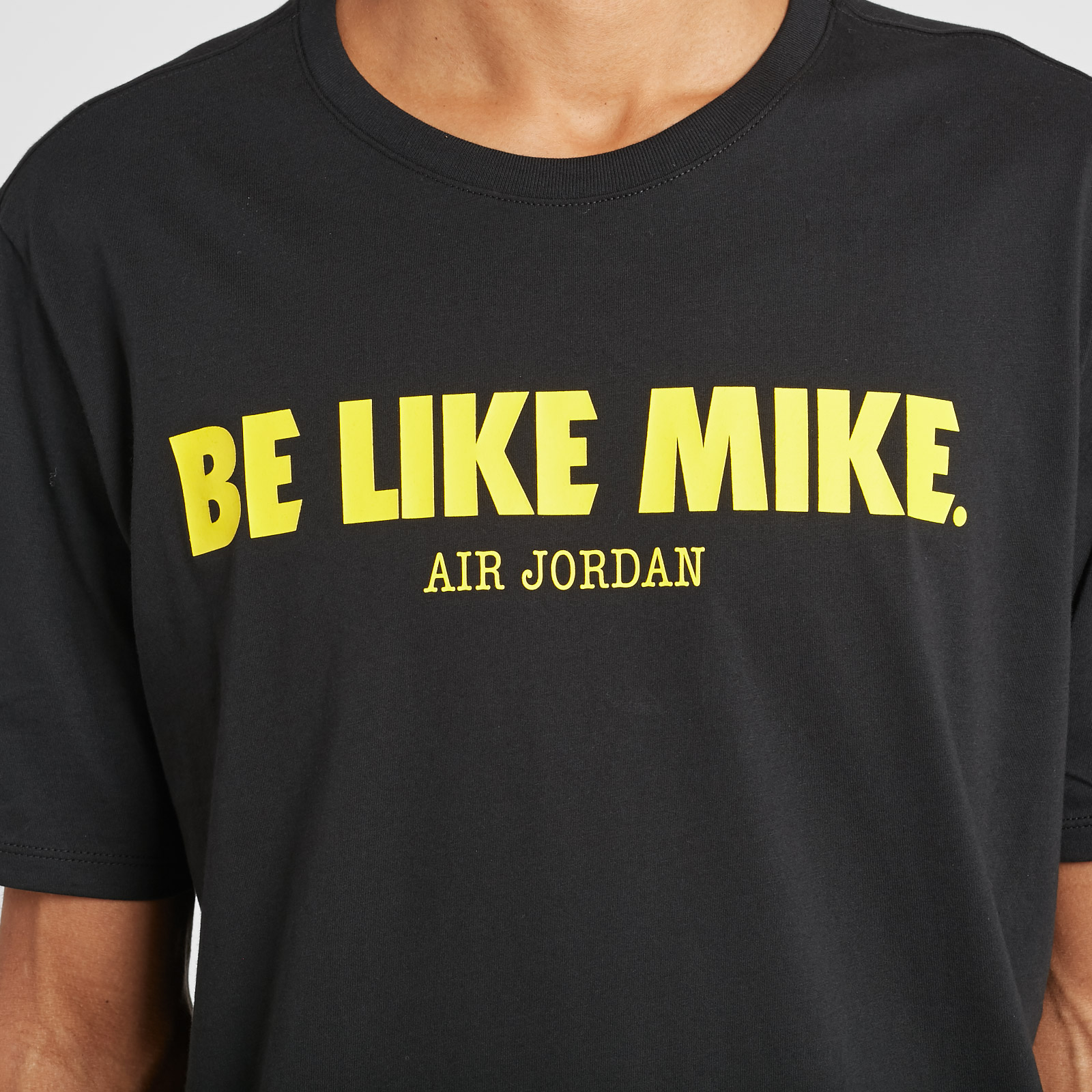 e268ea800263 Jordan Brand M Jsw Tee Be Like Mike Vrbg - Aj1161-010 ...