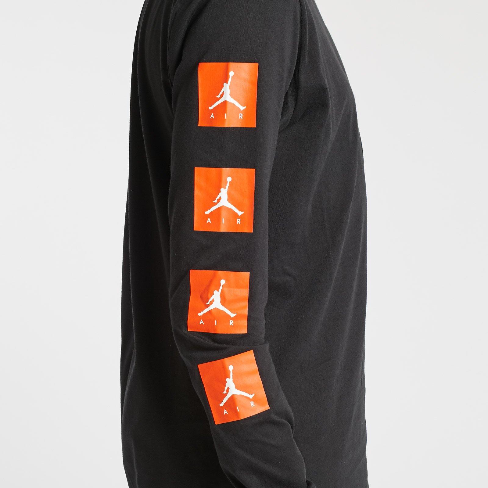 30039a91d984 Jordan Brand M Jsw Ls Tee Be Like Mike - Aj1167-010 - Sneakersnstuff ...