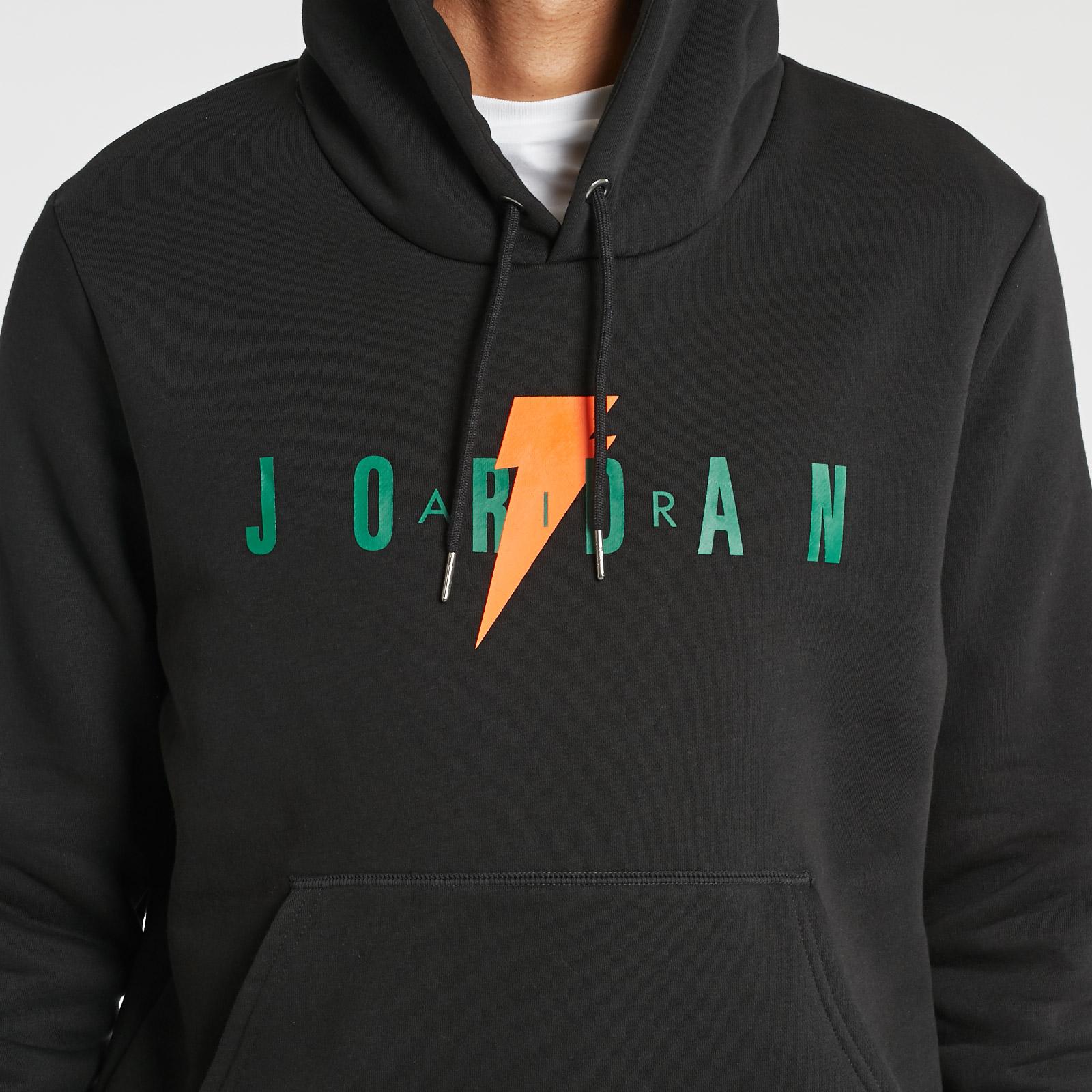 99f6c963275 Jordan Brand Like Mike Fleece Po3 - Aj1175-010 - Sneakersnstuff ...