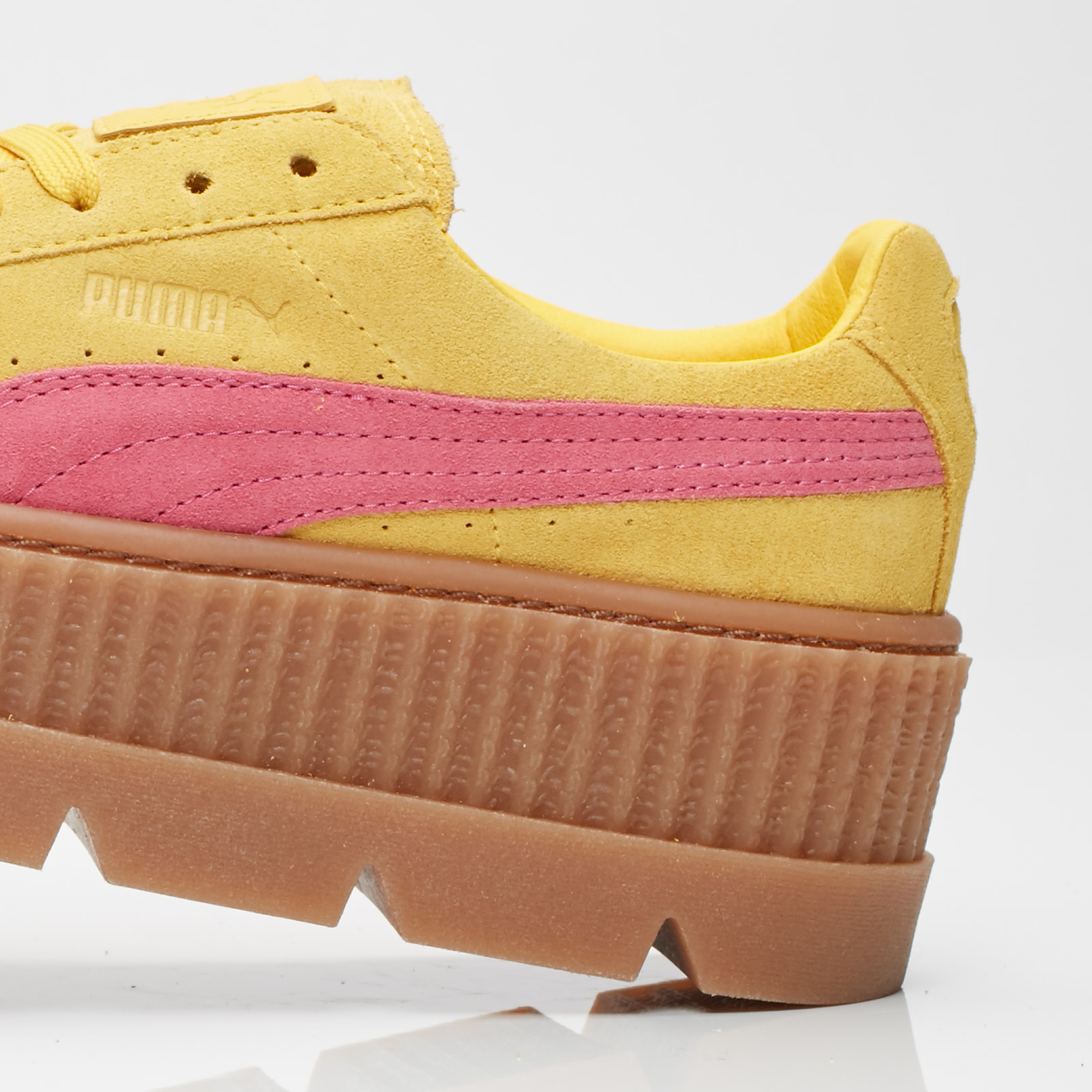 77111a95cd9f Puma Cleated Creeper Suede Wns - 366268-03 - Sneakersnstuff ...