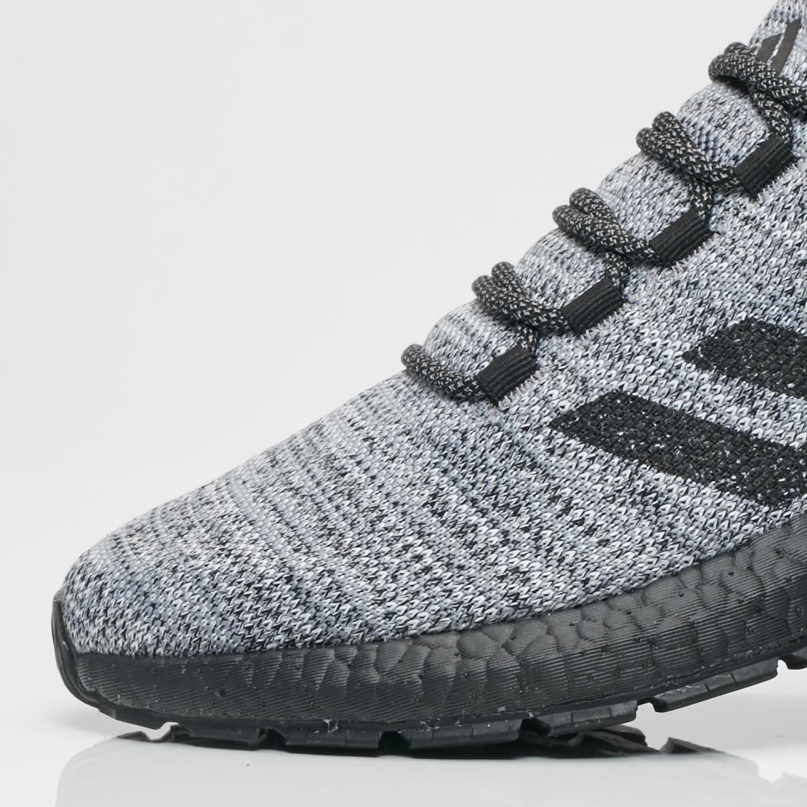 adidas PureBoost ATR (Ftwr White Core Black Grey Three