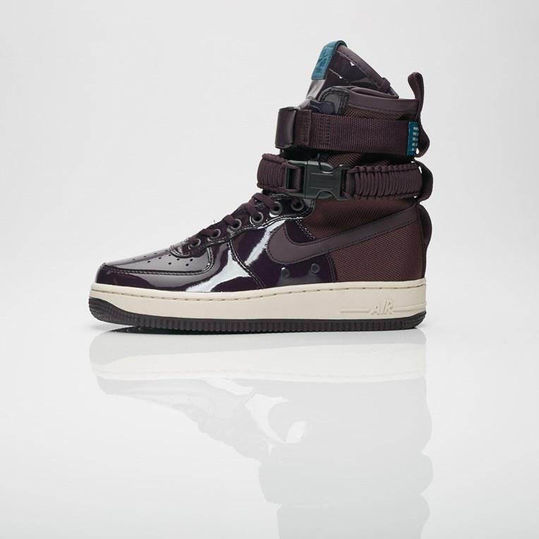 best authentic 54955 e9ec7 Nike Wmns SF AF1 SE Premium - Aj0963-600 - Sneakersnstuff ...