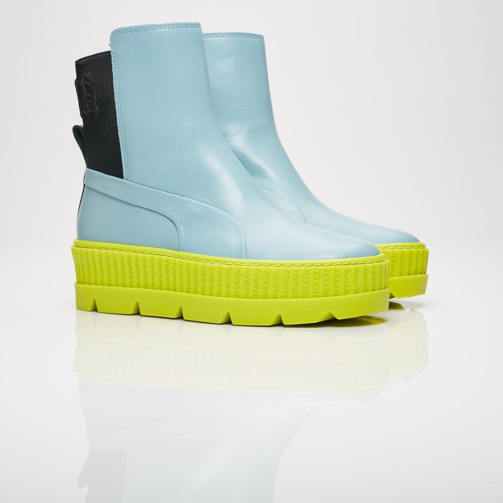 puma fenty by rihanna chelsea sneaker boot