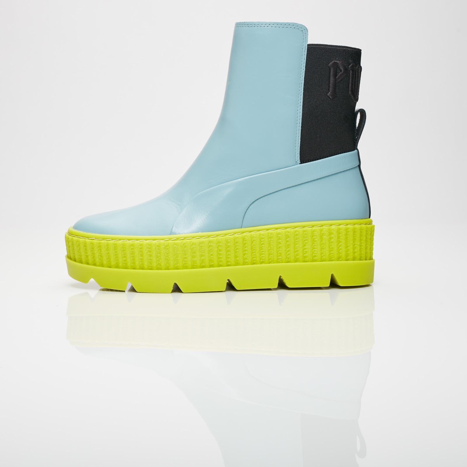brand new efee8 52b7e Puma Chelsea Sneaker Boot Wns - 366266-01 - Sneakersnstuff ...