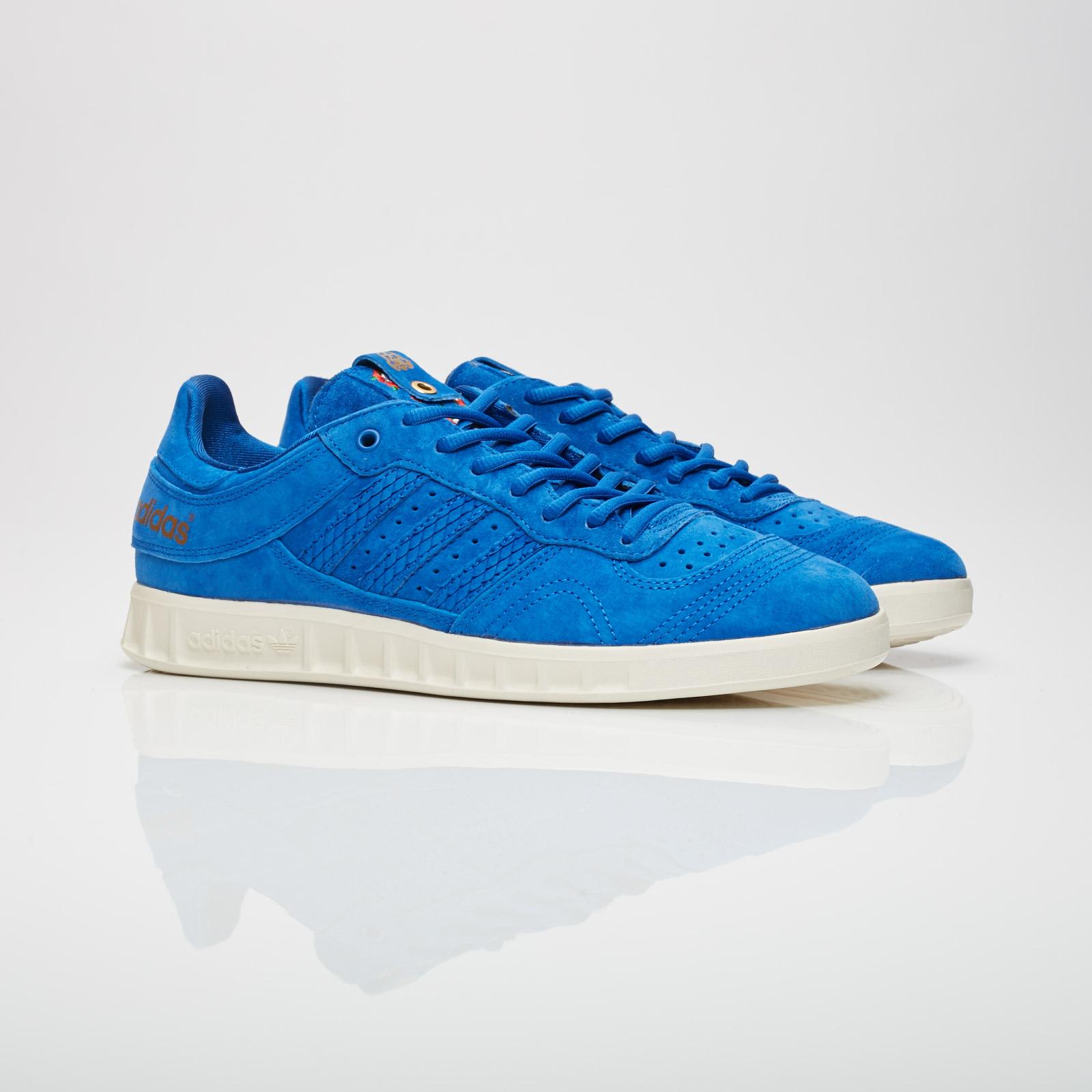 premium selection d78b4 5e8a5 adidas Consortium Handball Top Footpatrol x Juice