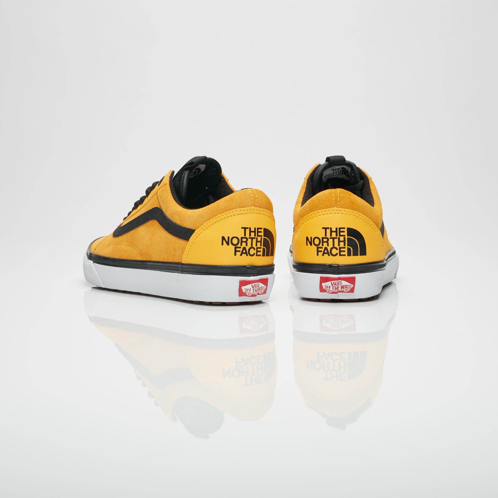 9fdbcbb95ab Vans Old Skool MTE DX x The North Face - Vn0a348gqwi ...
