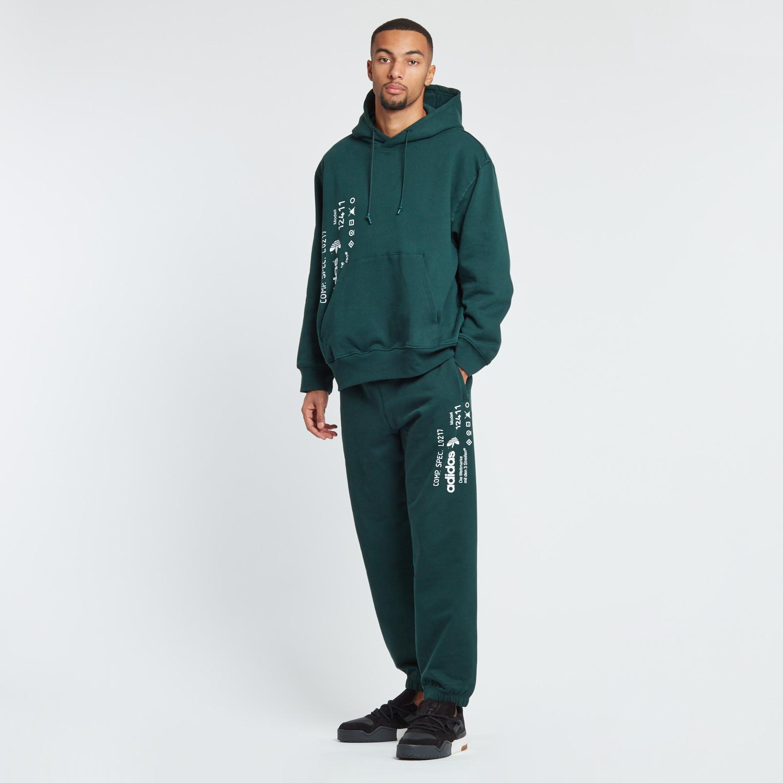 adidas alexander wang graphic hoodie