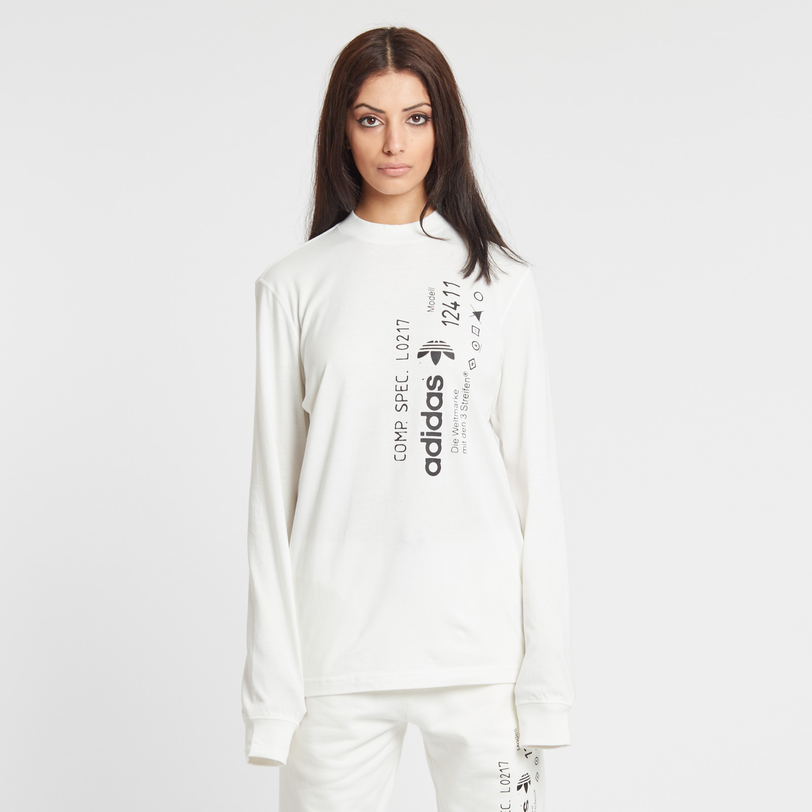 57a335510198 adidas Graphic Long Sleeve - Cg2010 - Sneakersnstuff | sneakers ...