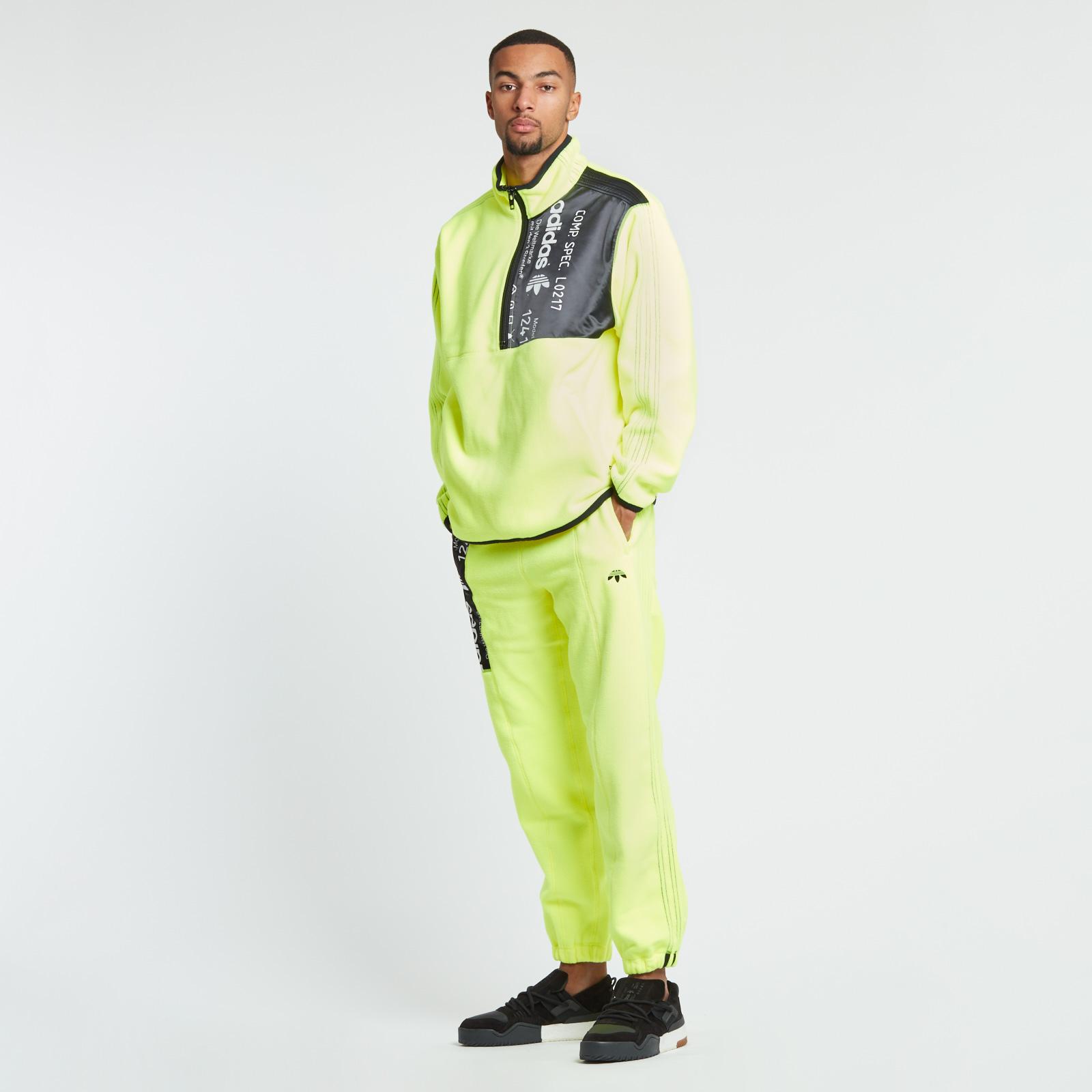 adidas fleece suit
