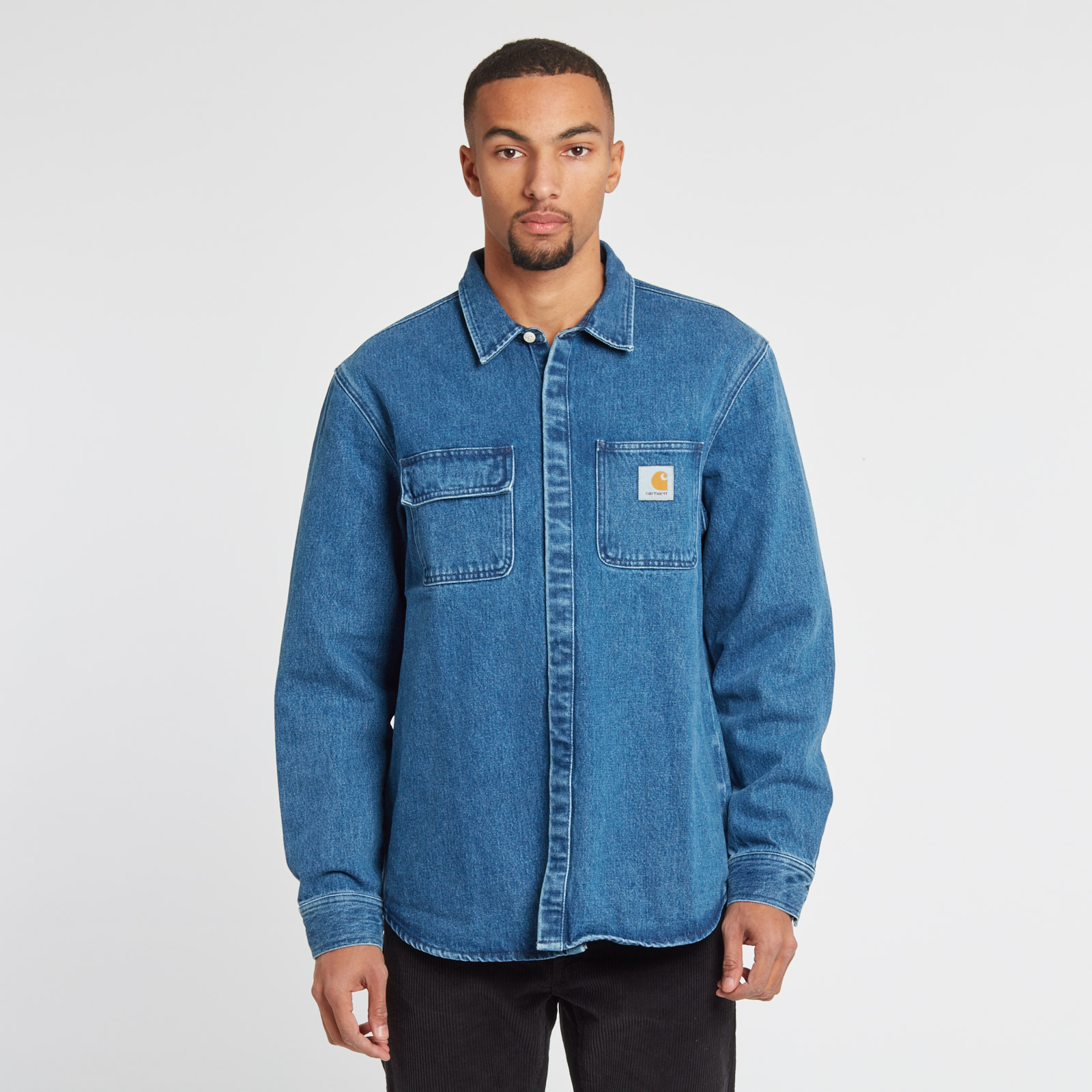 923764ee77 Carhartt WIP Salinac Shirt Jacket - I023977.01.06.03 ...