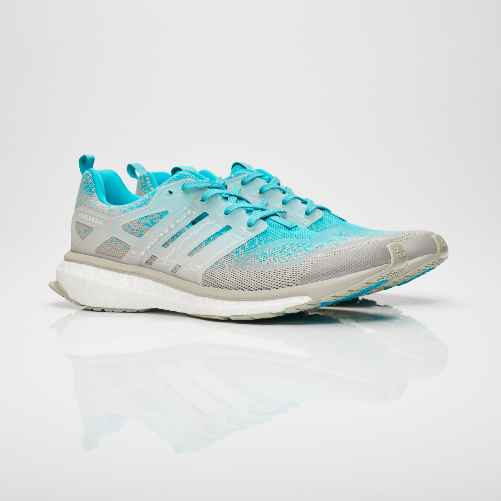 separation shoes b0771 40556 adidas Consortium Energy Boost Packer x Solebox