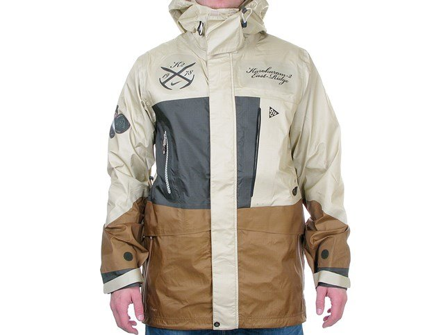Nike K2 Expedition 3 Layer Jacket