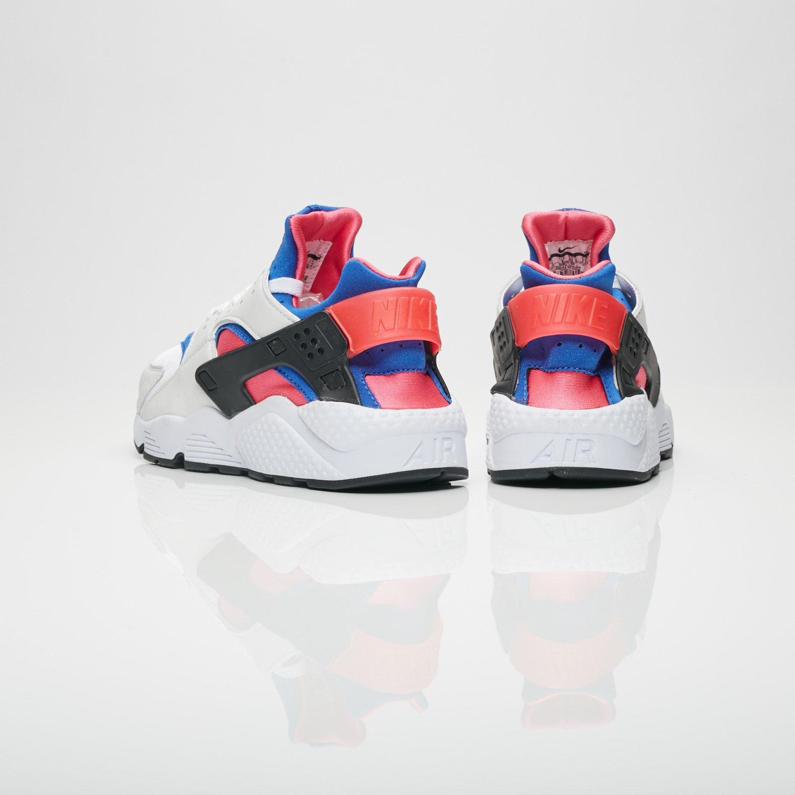 Nike Air Huarache Run 91 QS - Ah8049-100 - SNS   sneakers ...