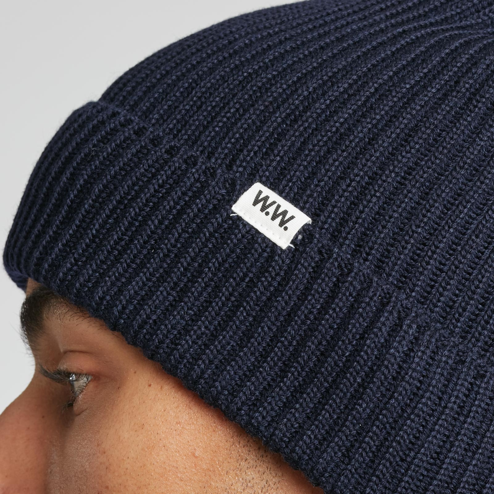 91073dad7 Wood Wood Henry Ribbed Beanie - 11730809-4068 - Sneakersnstuff ...
