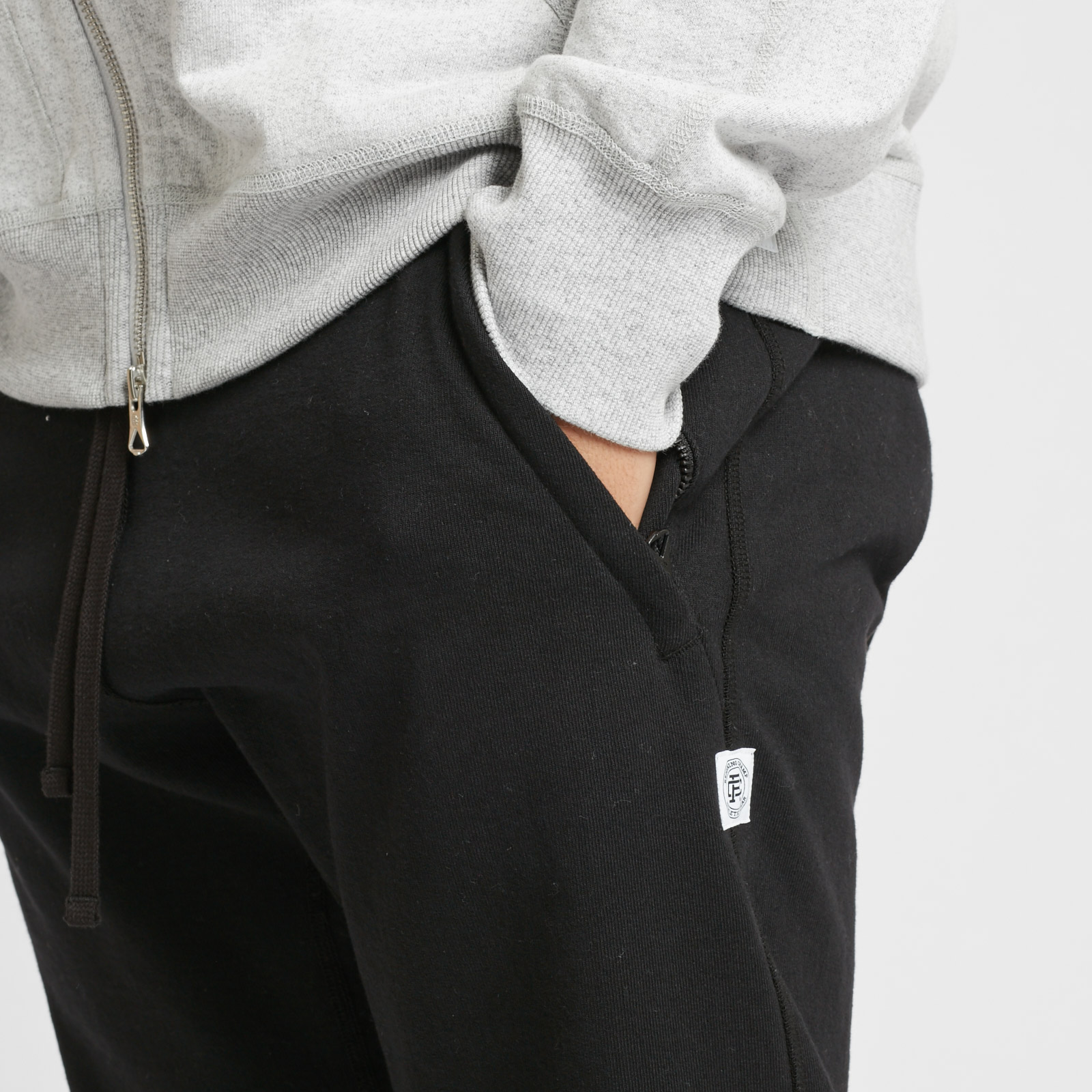72d12ac1e97d Reigning Champ Slim Sweatpant-Heavy Weight Terry - Rc-5108-blk ...
