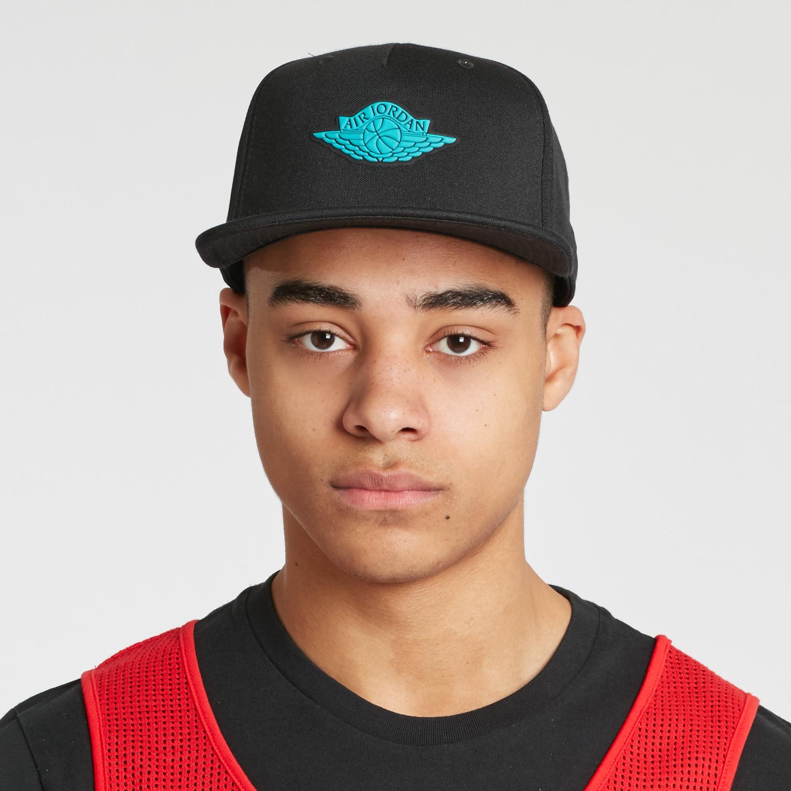 Jordan Brand Wings Strapback - 875117-011 - Sneakersnstuff ... 3e15d85f27a