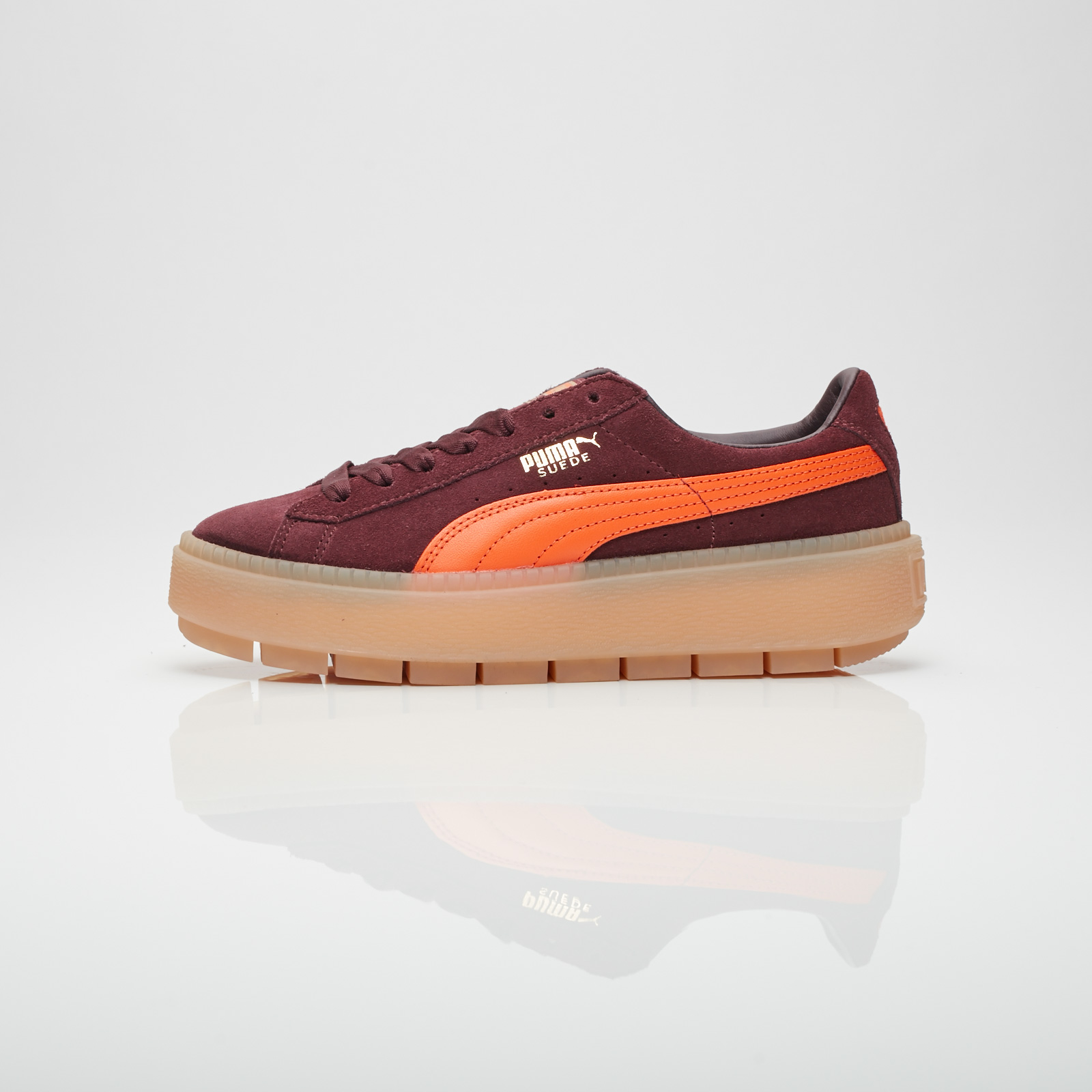 Puma Suede Platform Trace Block 367057 01 Sneakersnstuff