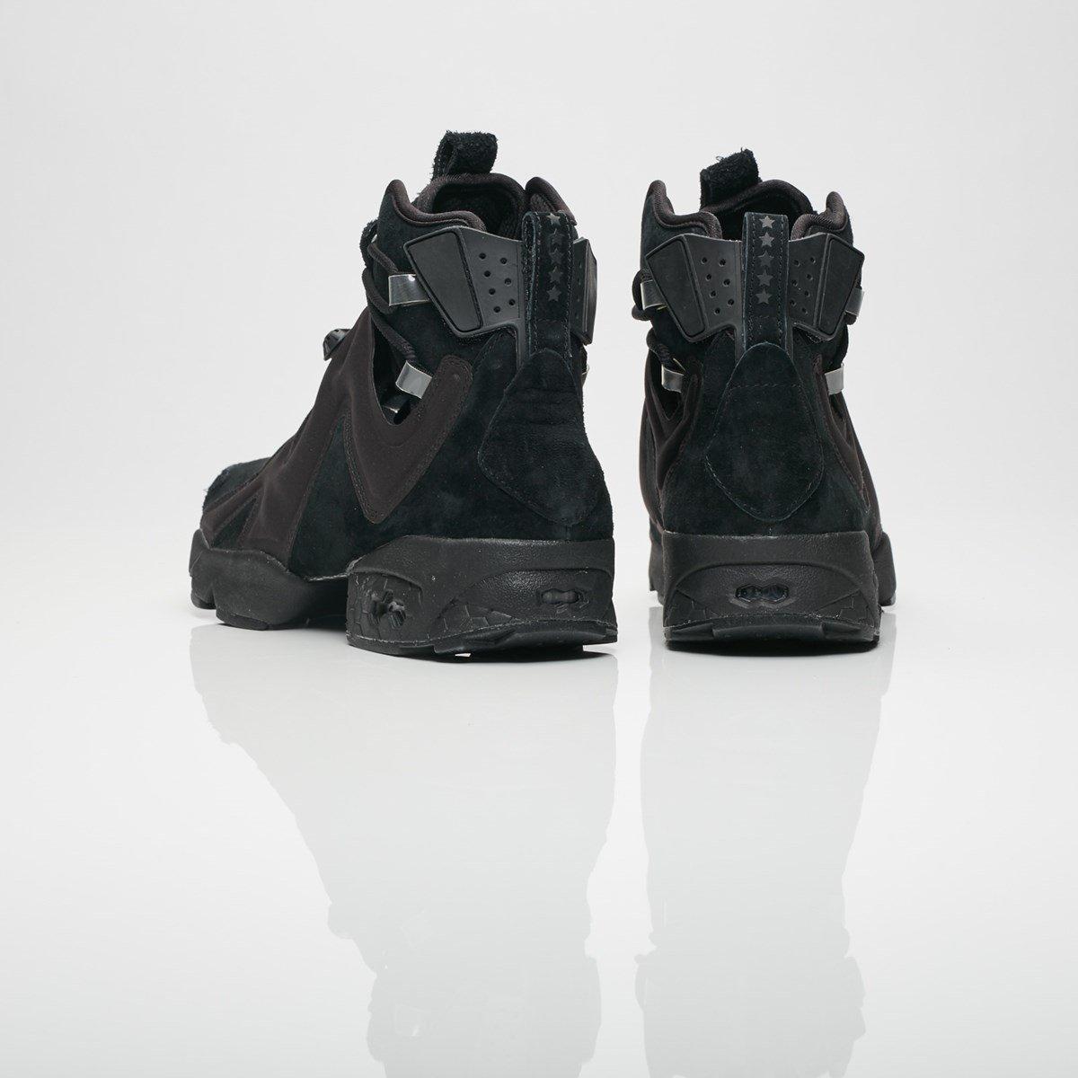Reebok Pump furikaze-Future-BS7420 Sneaker Shoes Black Limited New