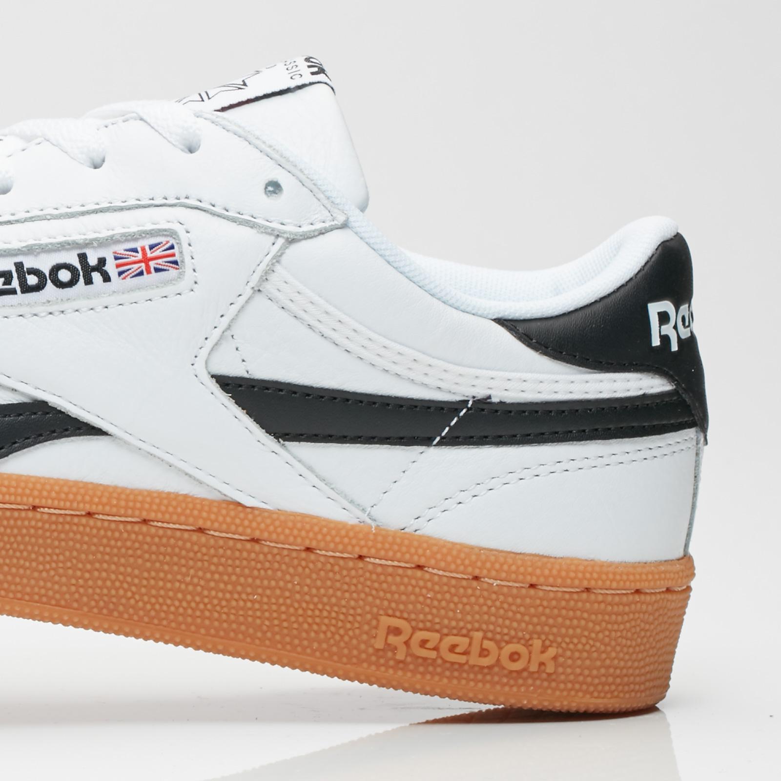 Reebok Revenge Plus Gum Trainers In White CM8791 | ASOS