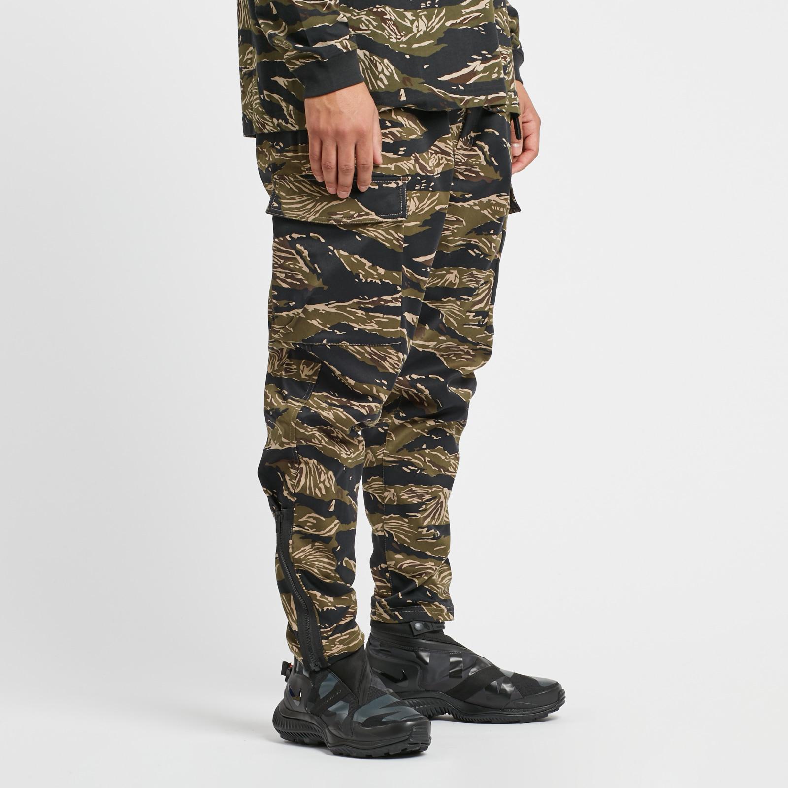 Nike Tiger Camo Pant Aop - 916431-235