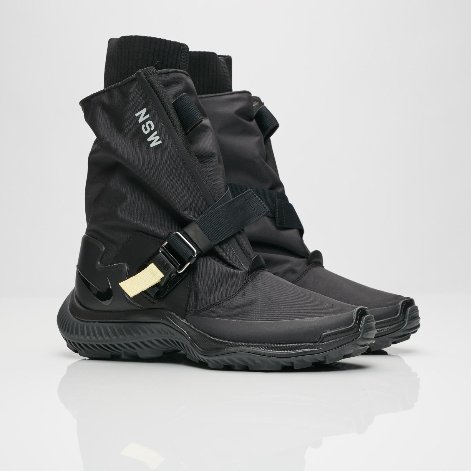 Nike Wmns Nsw Gaiter Boot - Aa0528-001