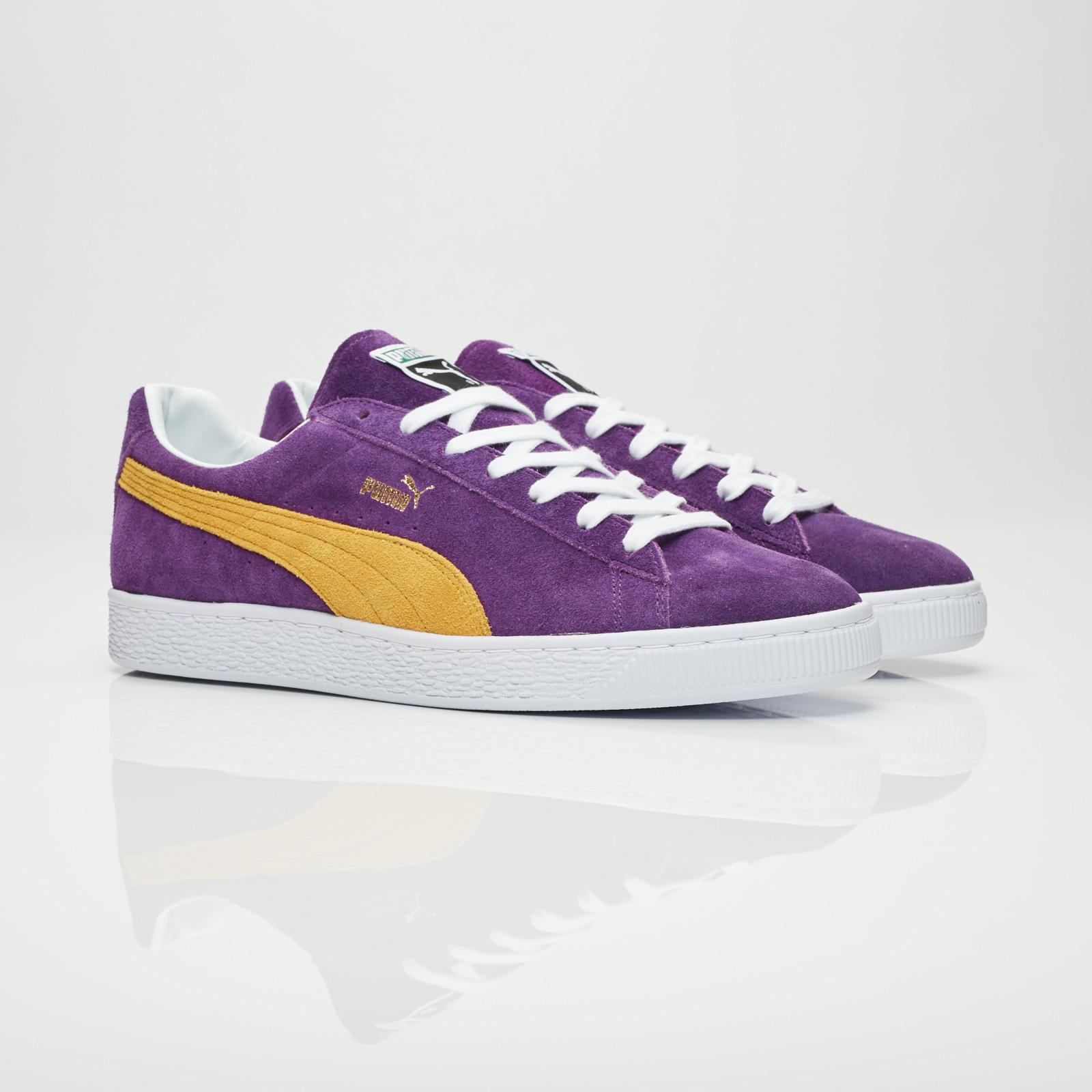 Puma scarpe Suede Classic X Collectors Heliotro