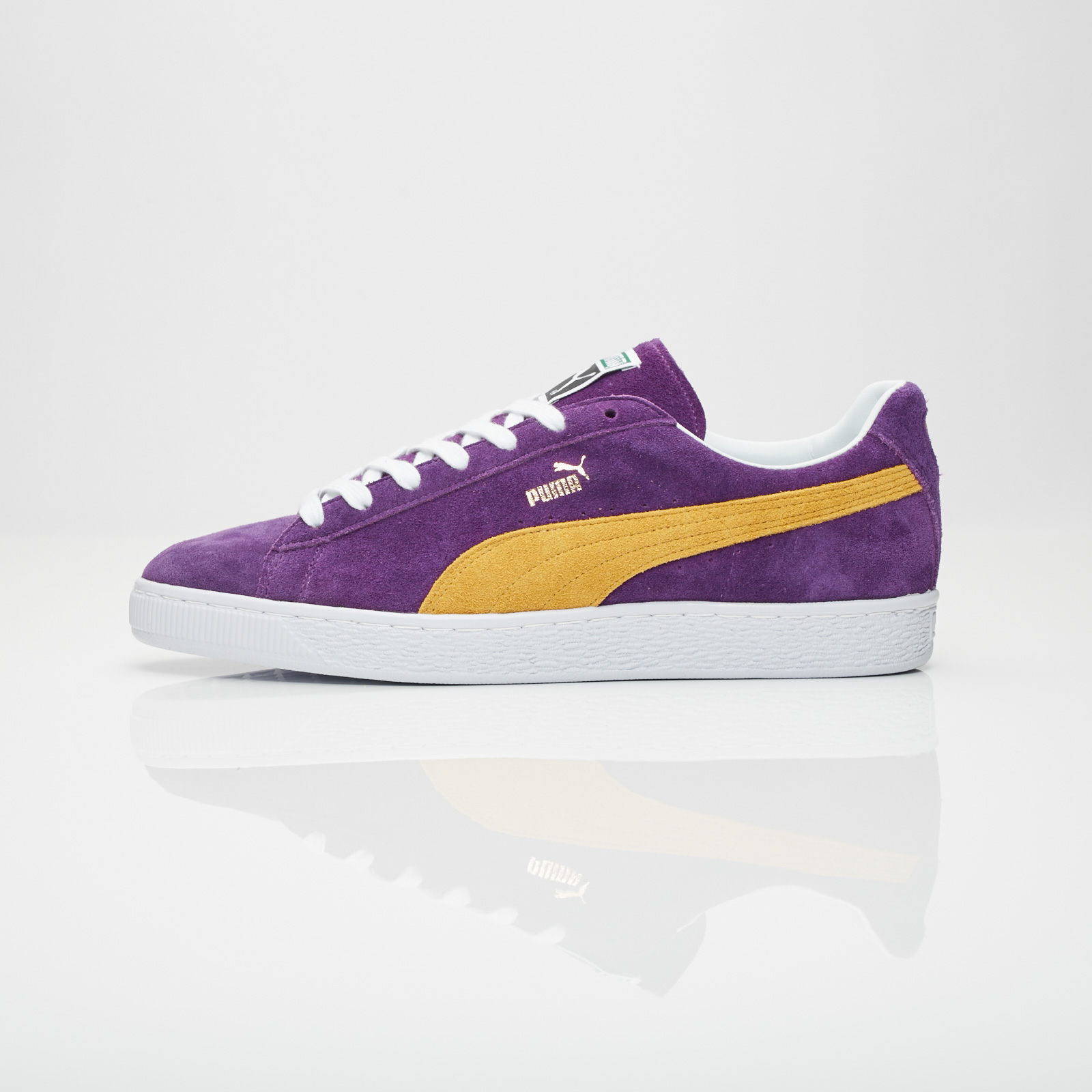 3b9176be18aaa8 Puma Suede Classic X Collectors - 366247-01 - Sneakersnstuff ...