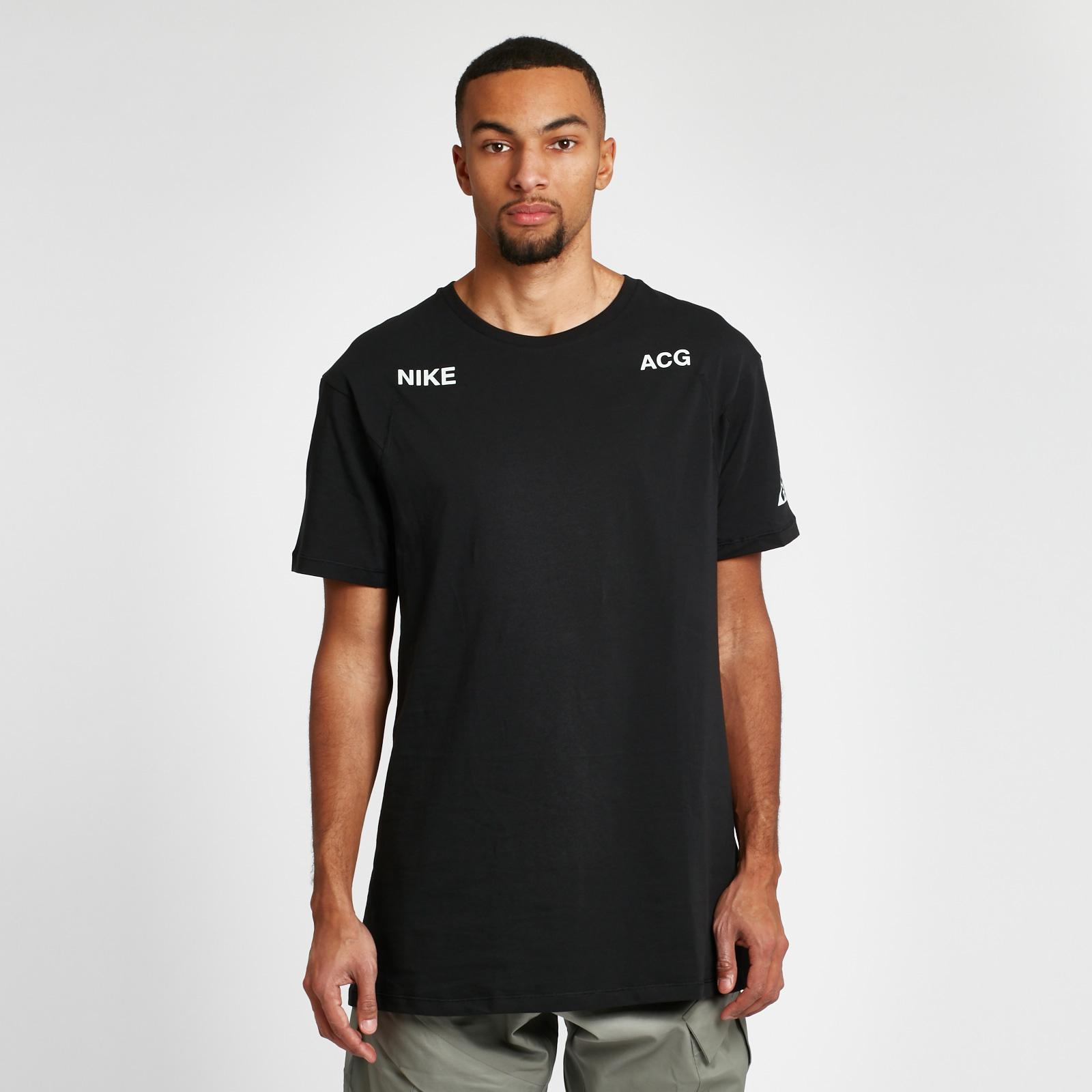 01f37bd8 Nike M ACG Tee Shirt - 918906-010 - Sneakersnstuff | sneakers ...