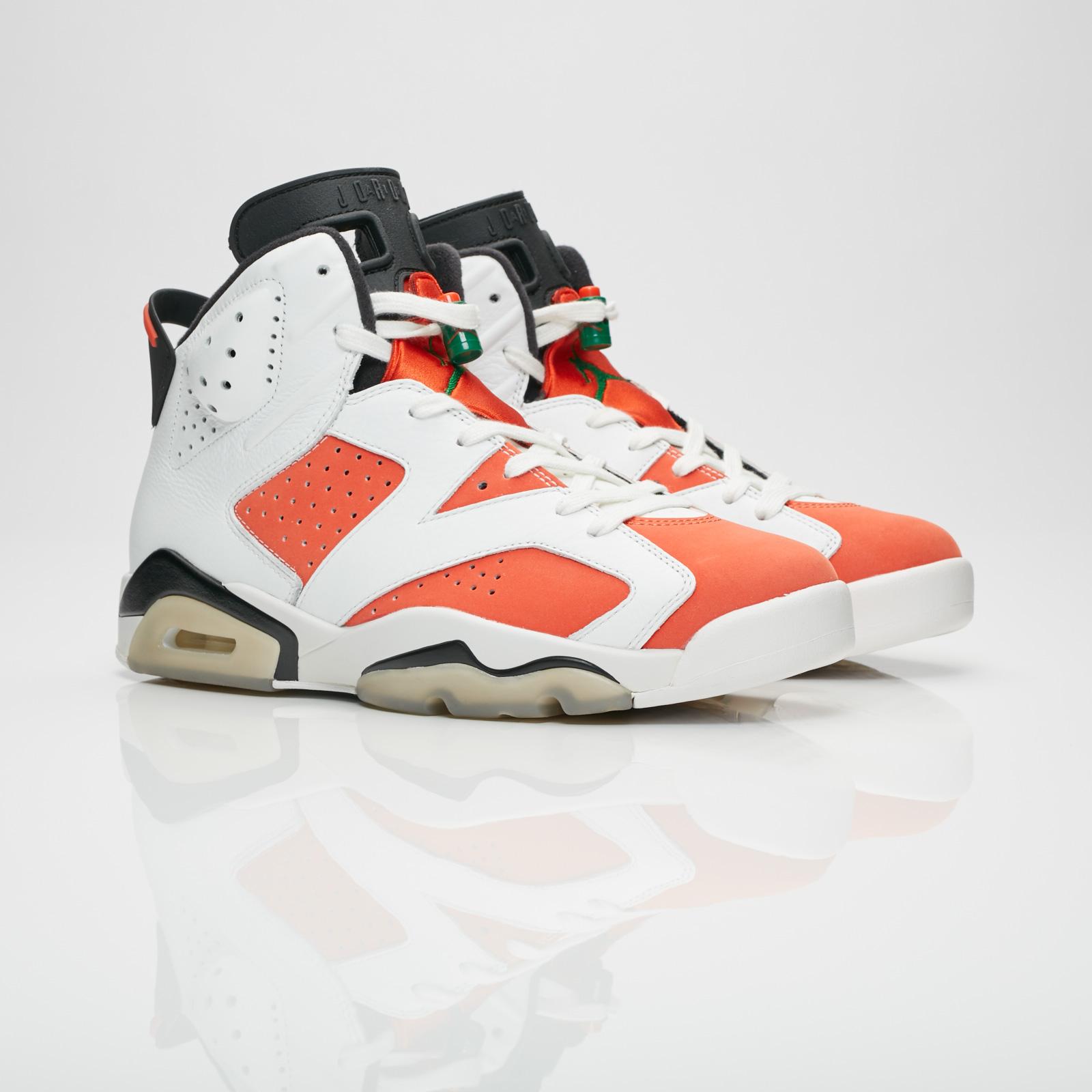 online store 48b6d 93f99 Jordan Brand Air Jordan 6 Retro Like Mike - 384664-145 ...