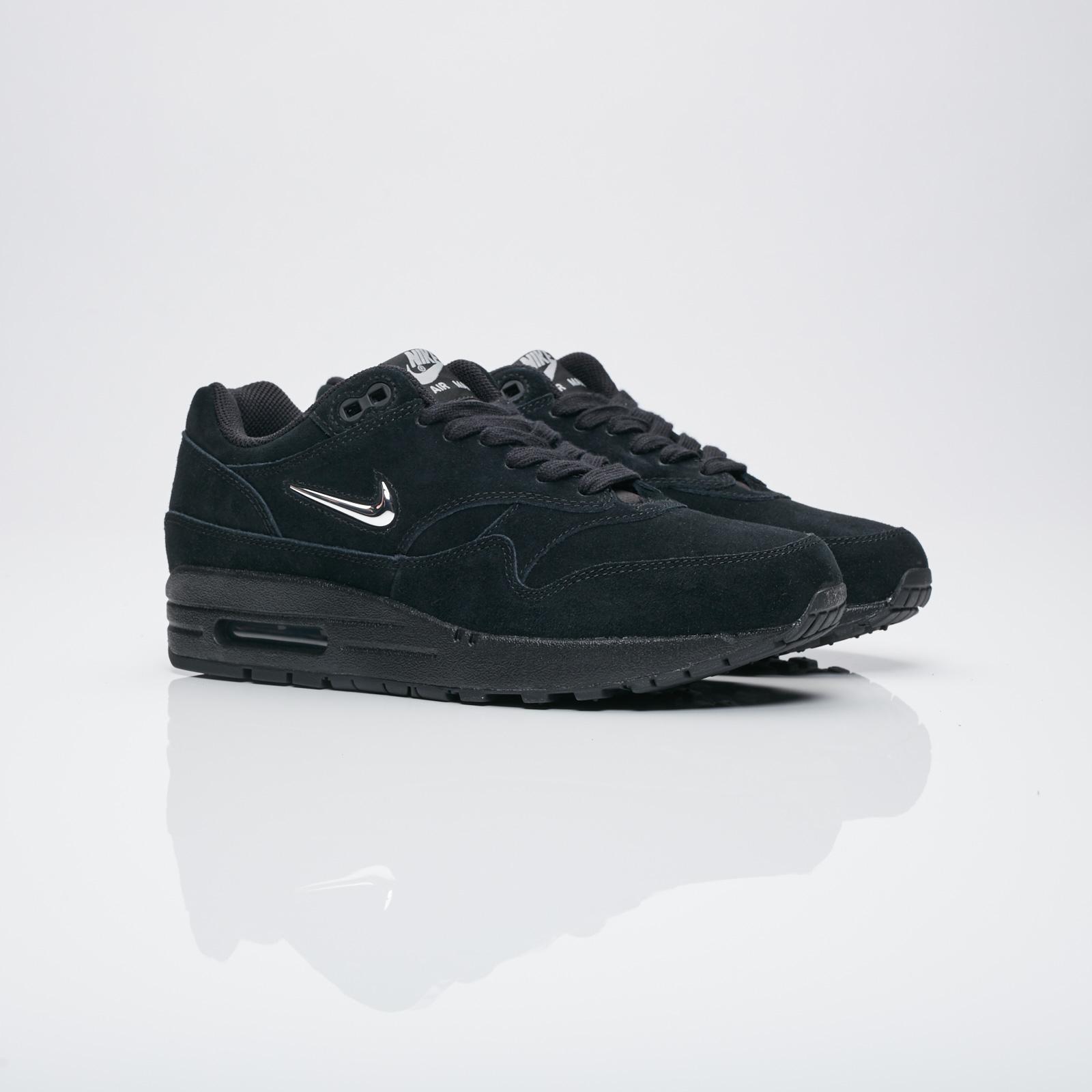 official photos 8f389 4dc9b promo code for nike air max 1 premium sc black wolf grey metallic silver  womens lifestyle shoes qpslof 7876c 8cfa9  best nike sportswear wmns air  max 1 ...
