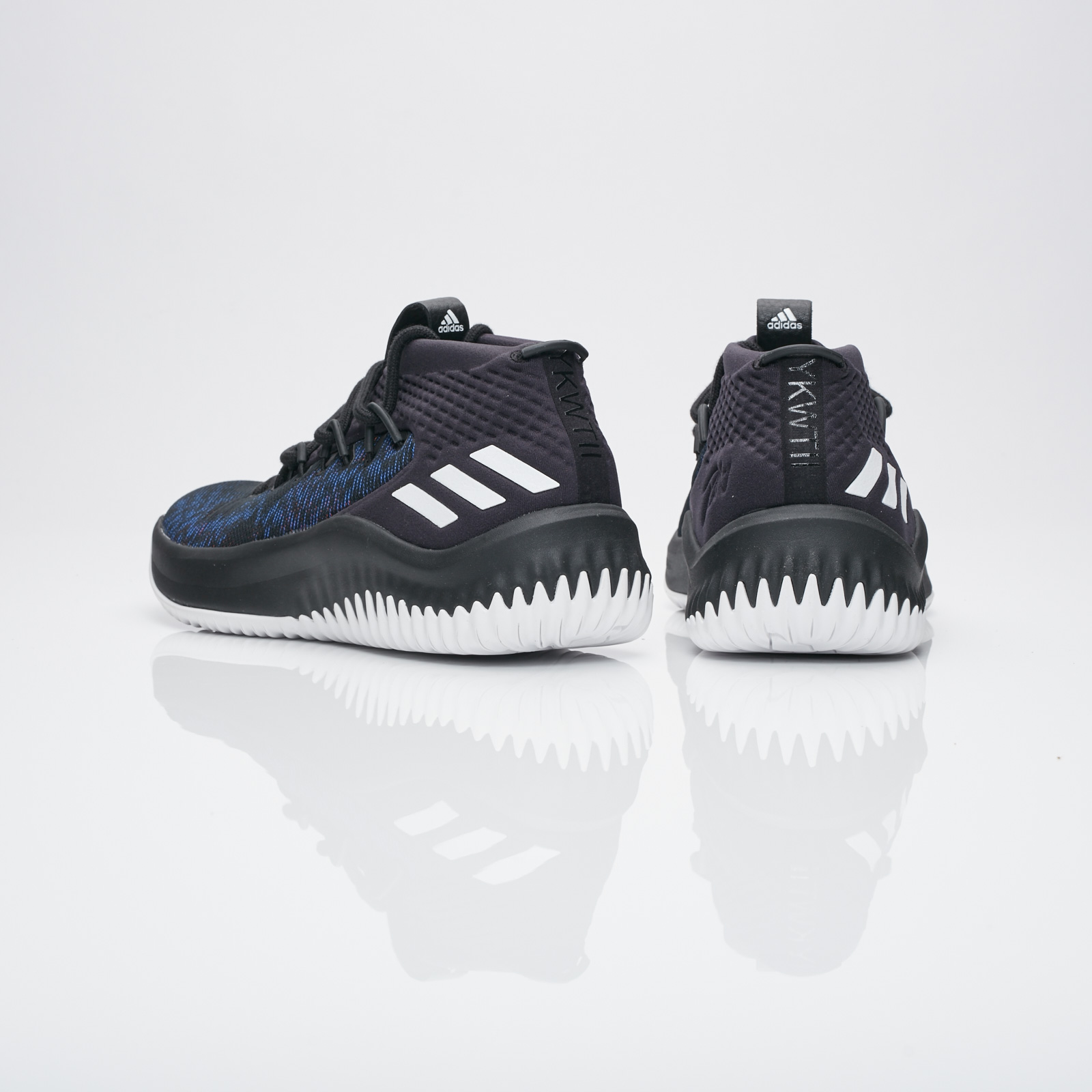 b5b7033e9bd0 adidas Dame 4 - Cq0477 - Sneakersnstuff