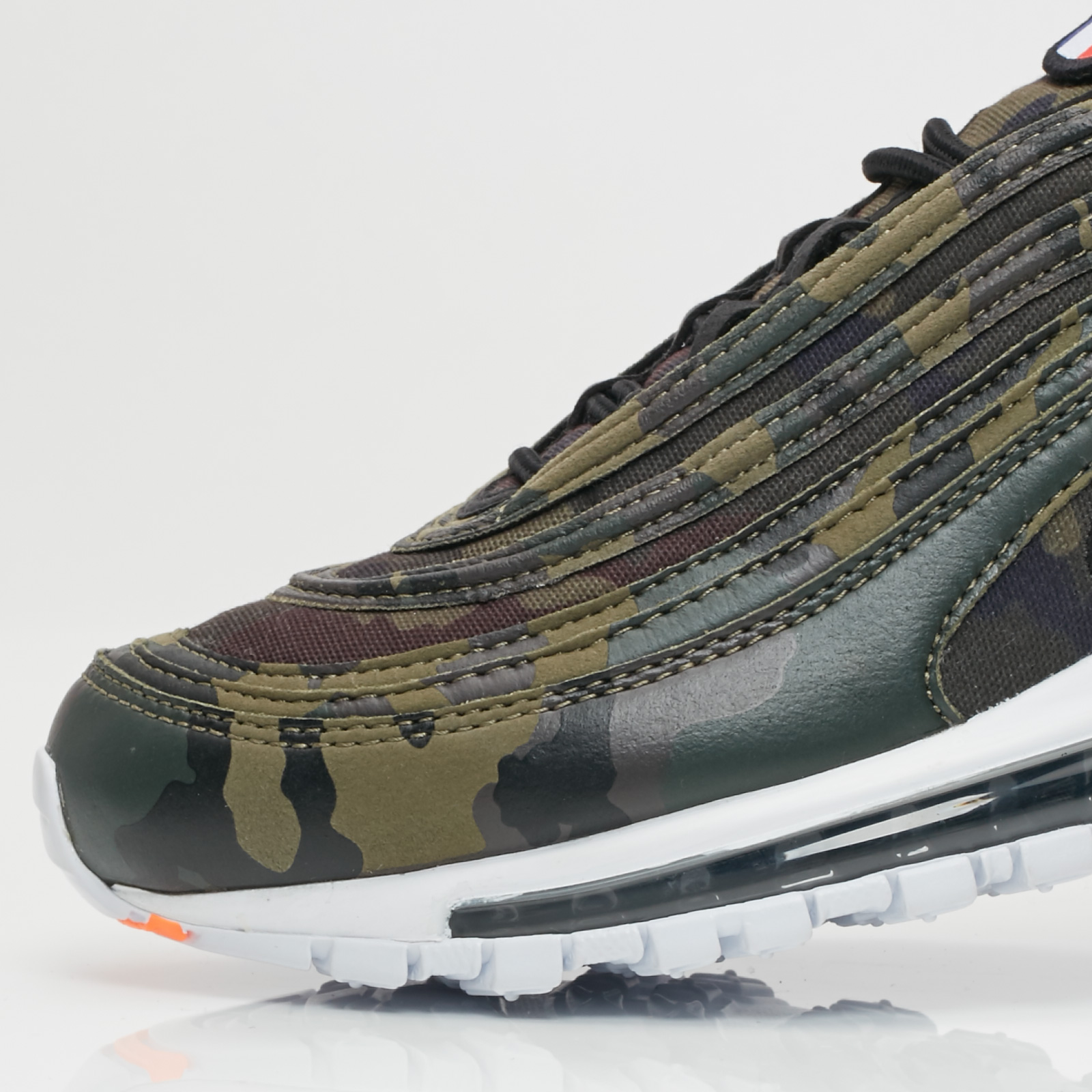 d6eb68ed4ee Lyst Nike Air Max 97 Prm Cool Grey   Deep Pewter in Gray for Men